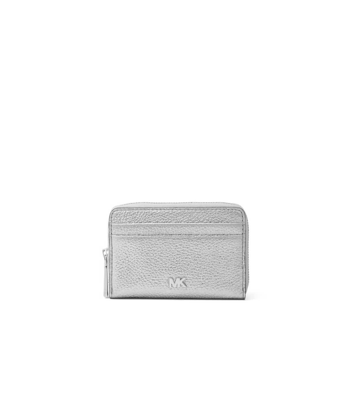 Michael Kors Wallets MOTT SILVER CARD HOLDER