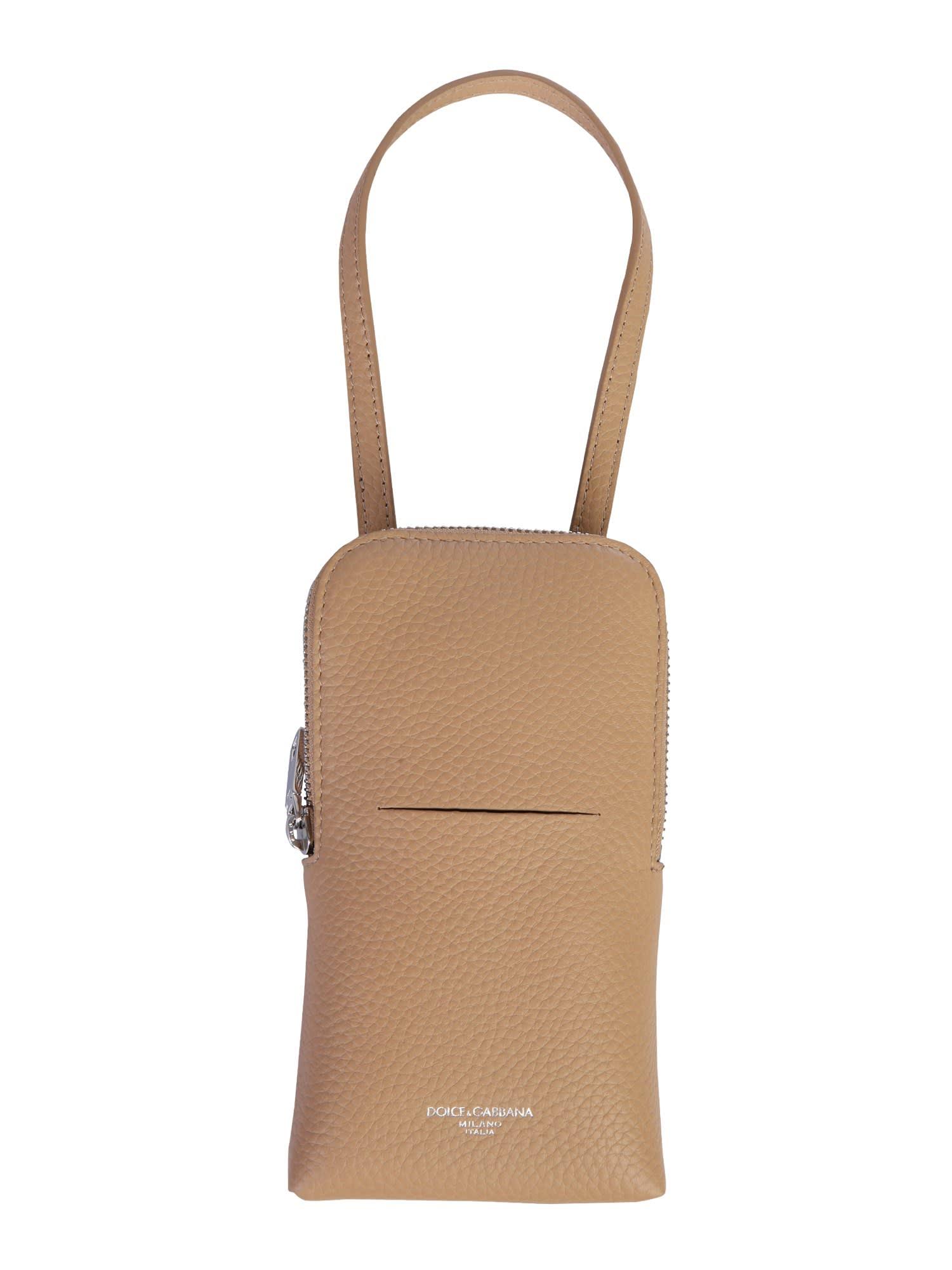 Dolce & Gabbana Smartphone Case With Logo