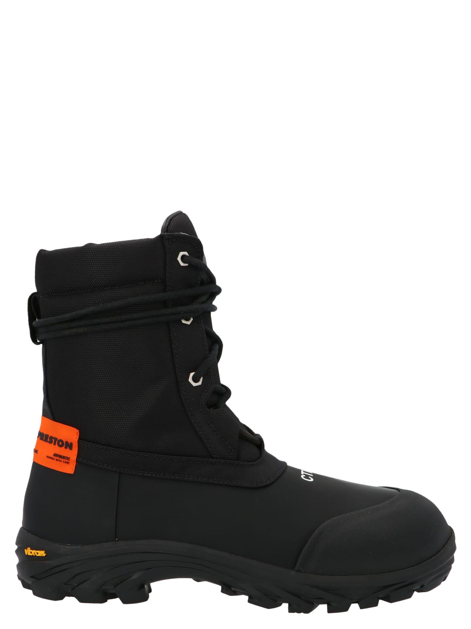 Heron Preston security Boot Boots