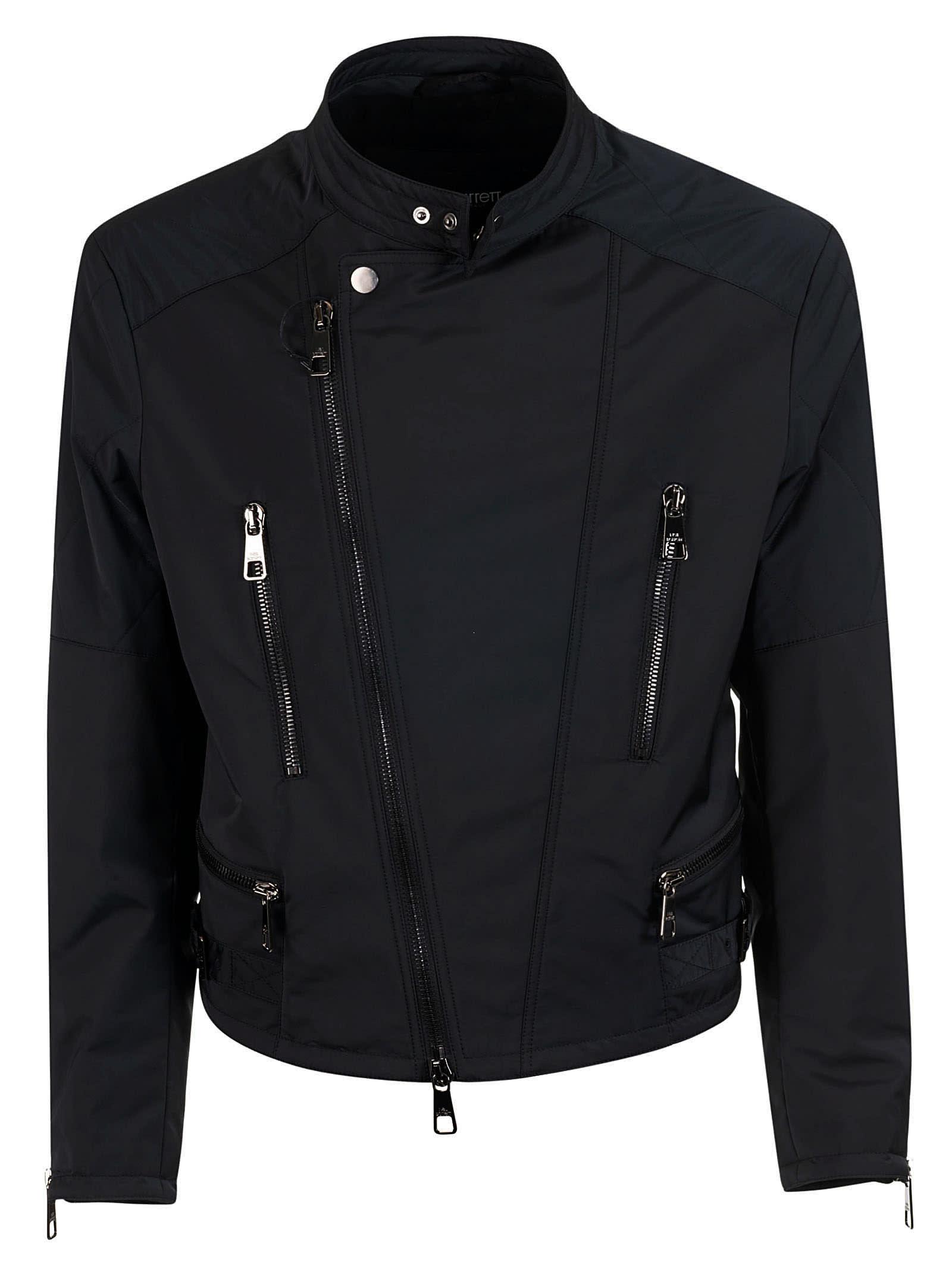 Neil Barrett Zipped Biker Jacket