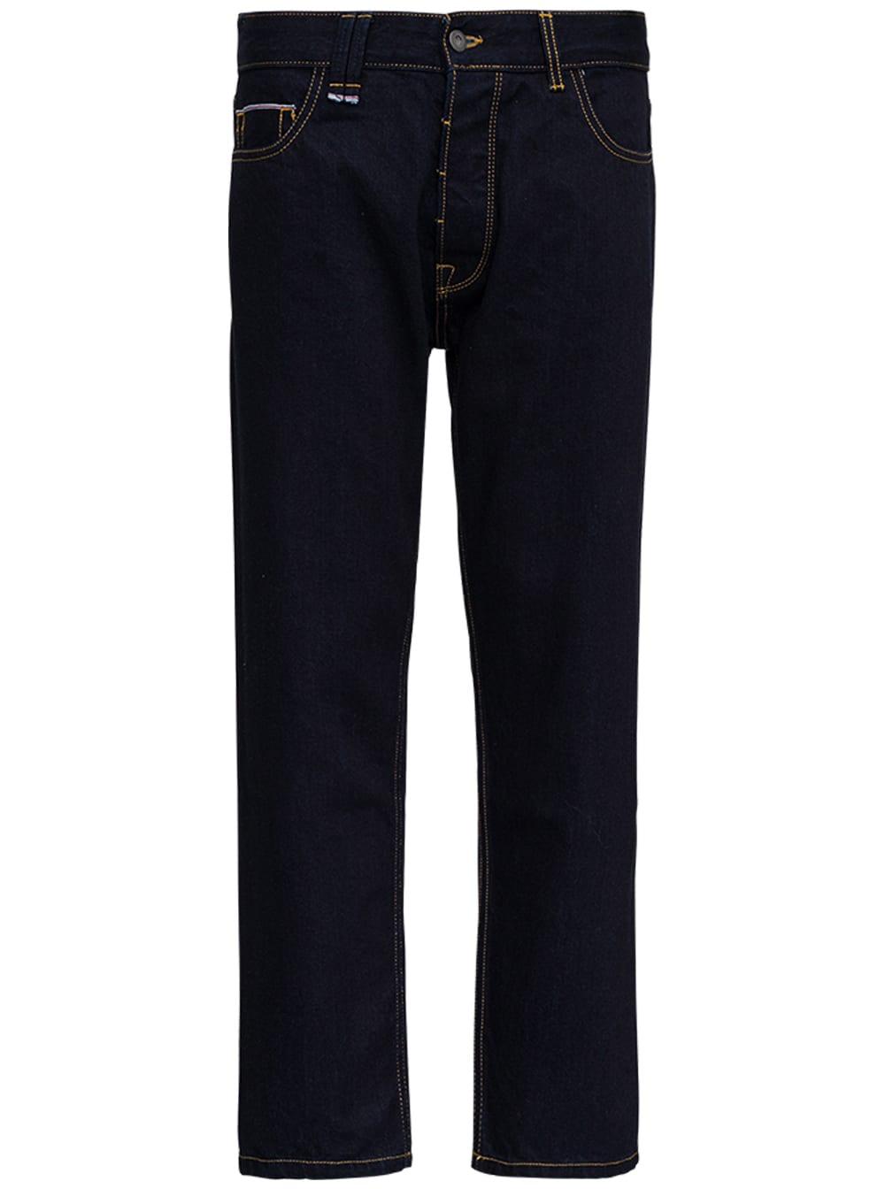 Rowcut Five Pockets Denim Jeans