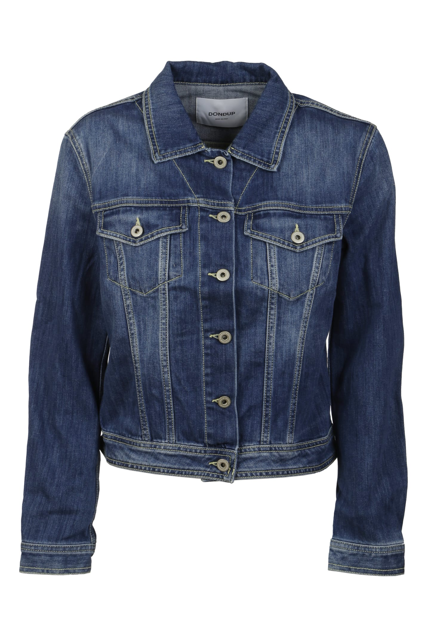 Dondup Denim Classic Jacket