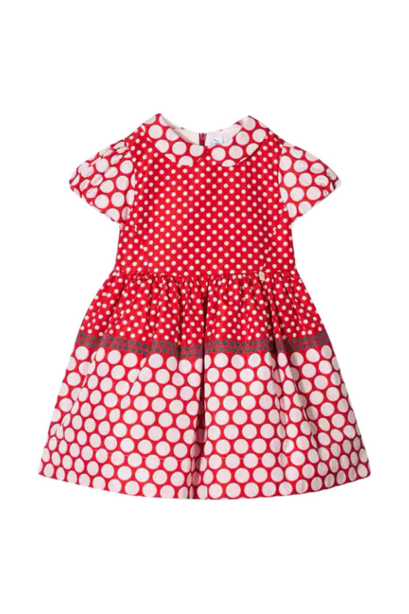Simonetta Dress With Pois