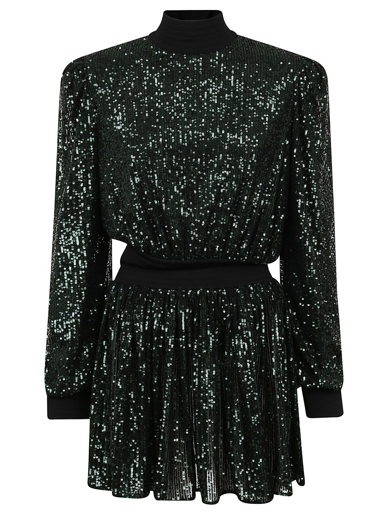 Balmain Sequin Mini Dress
