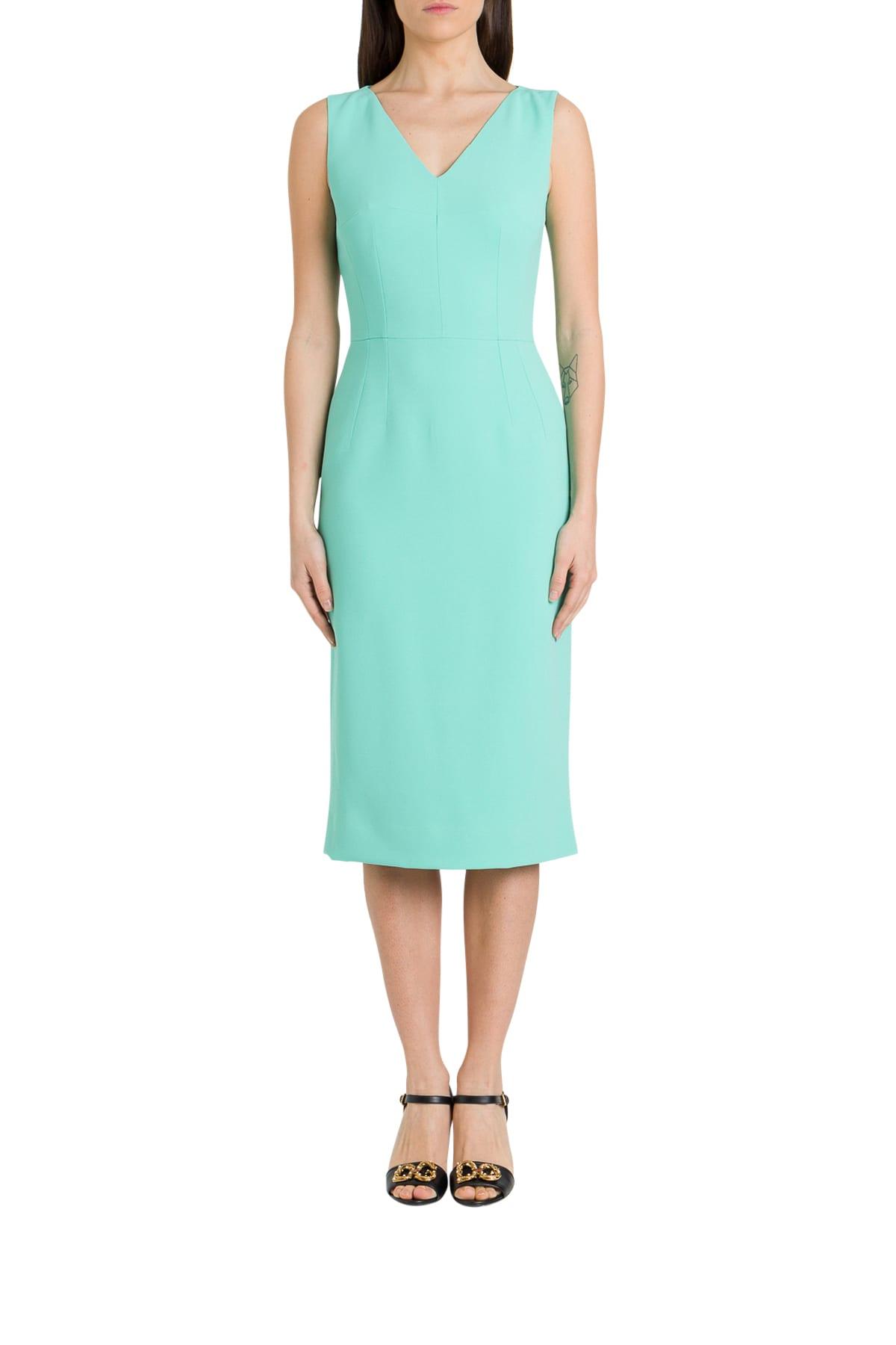 Buy Sheath Dress online, shop Dolce & Gabbana with free shipping
