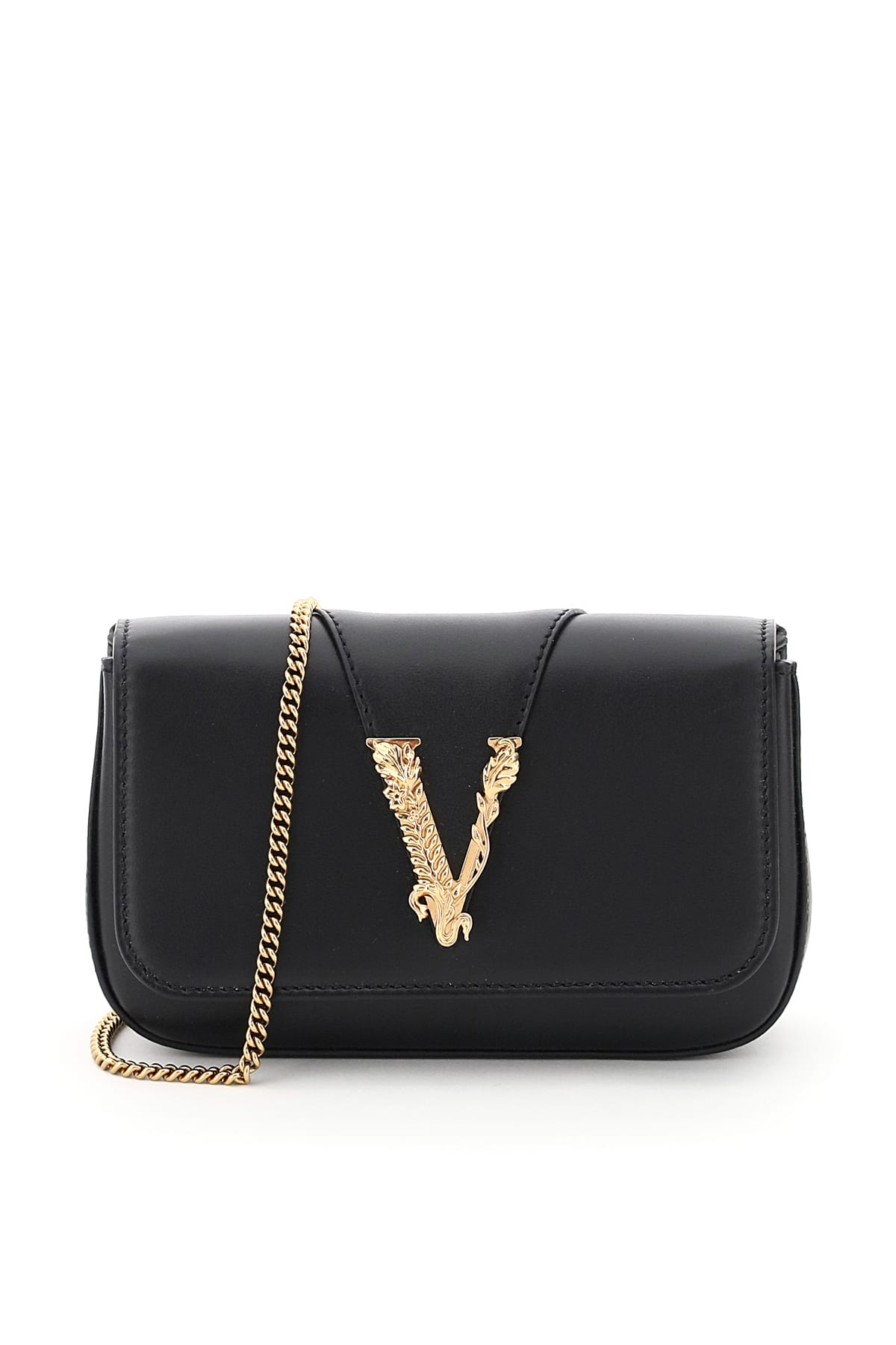 VERSACE Leathers VIRTUS MINI BAG