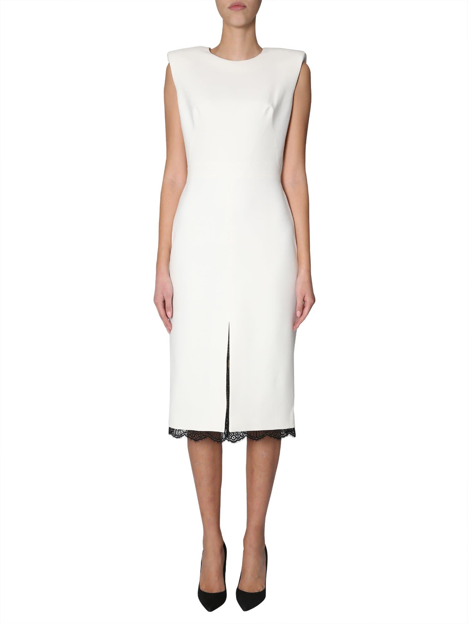 Alexander McQueen Sleeveless Dress