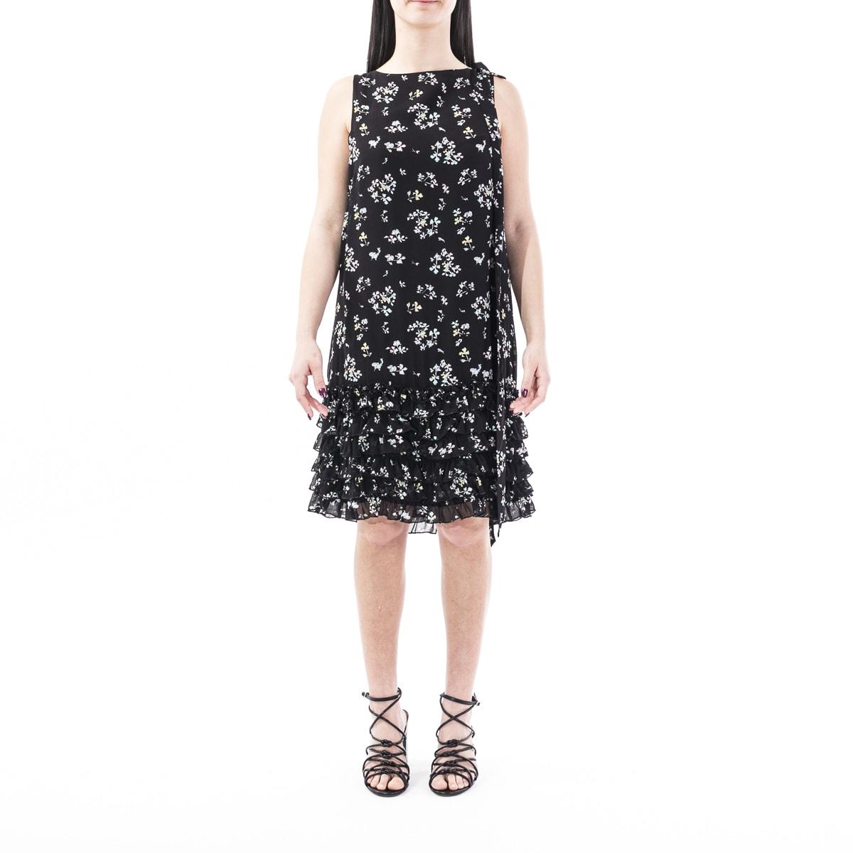 Buy Be Blumarine Viscose Dress online, shop Be Blumarine with free shipping