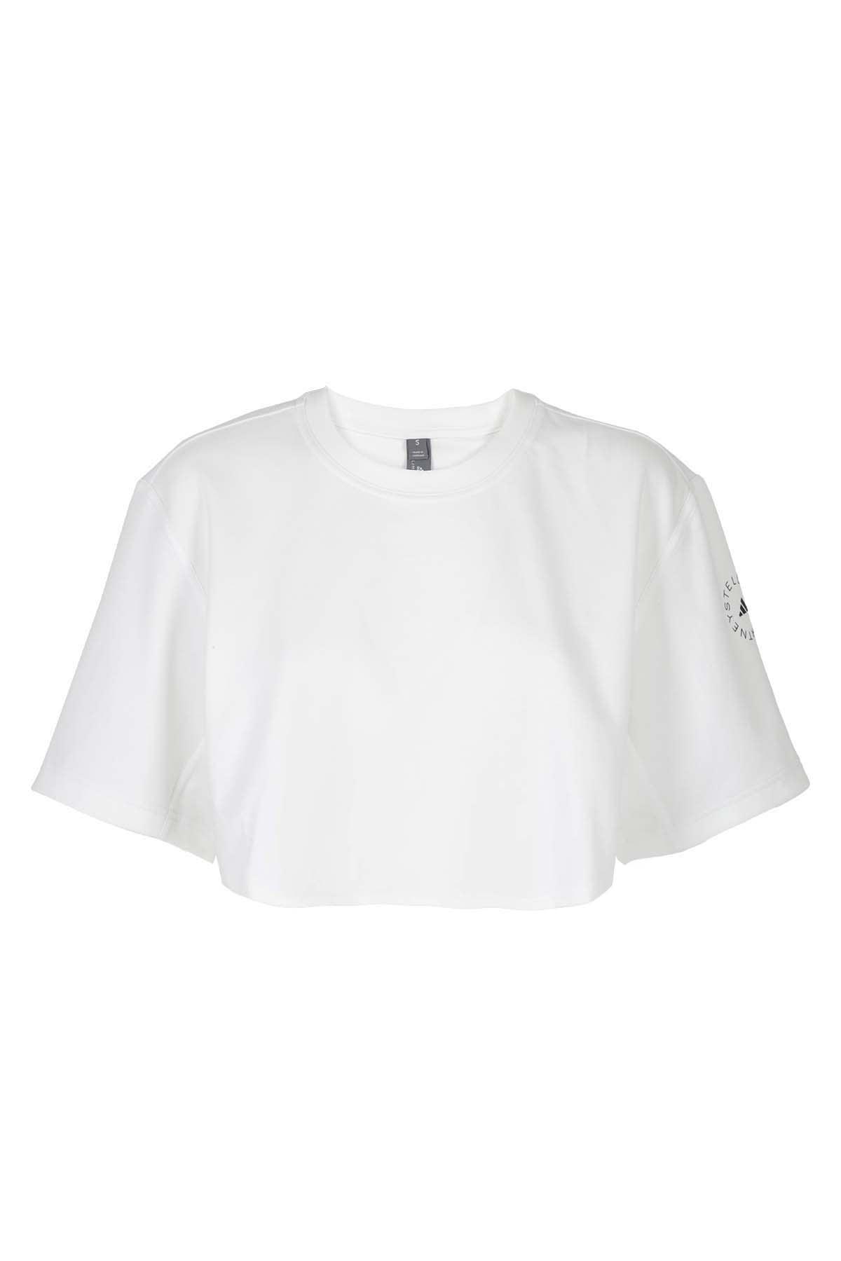 Adidas By Stella Mccartney Cottons T-SHIRT