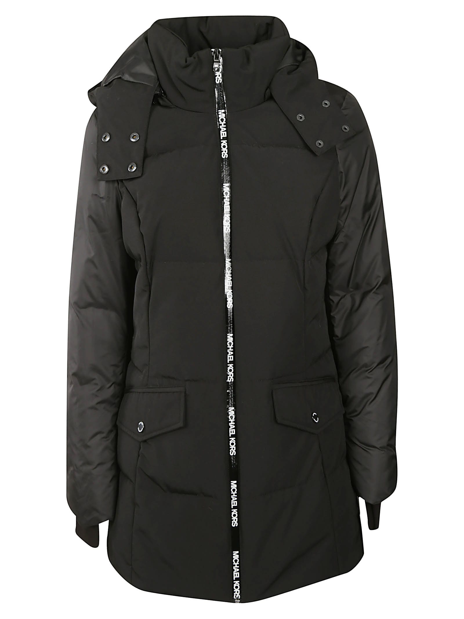 Michael Kors Zipped Down Jacket
