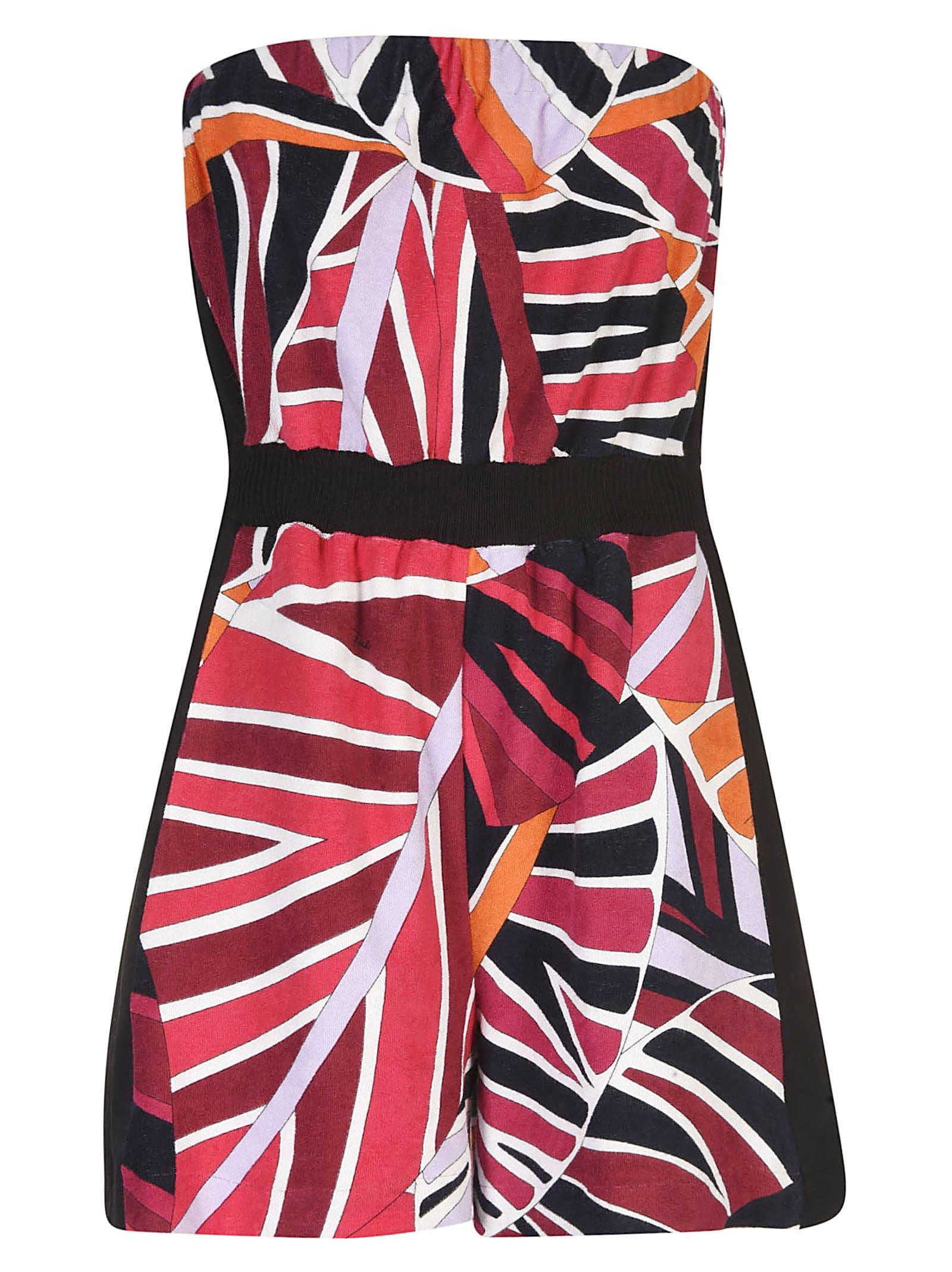 Buy Emilio Pucci Geometric Dress online, shop Emilio Pucci with free shipping
