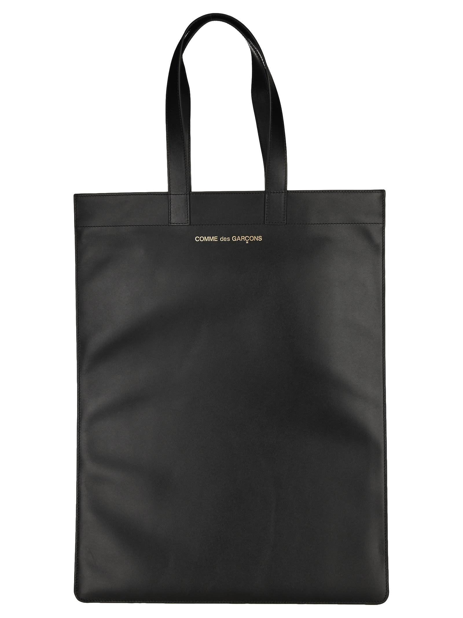 Comme Des Garcons Wallet Shopping Bag