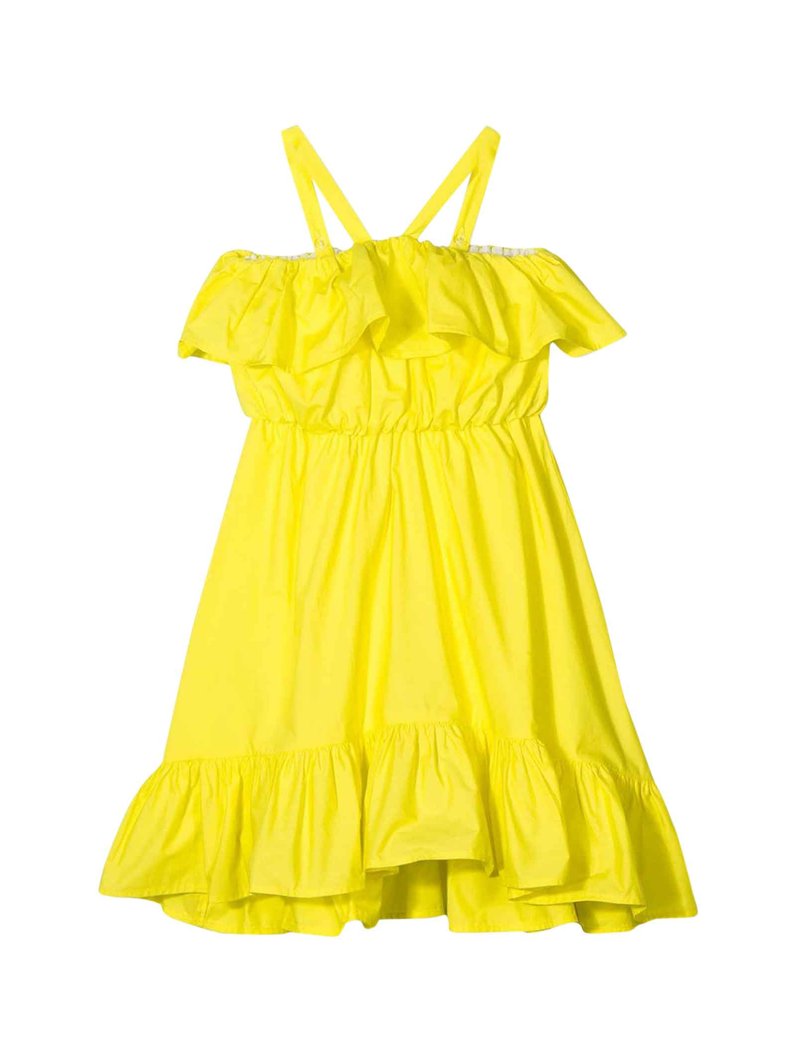 Buy MSGM Msgm Kids Dress online, shop MSGM with free shipping