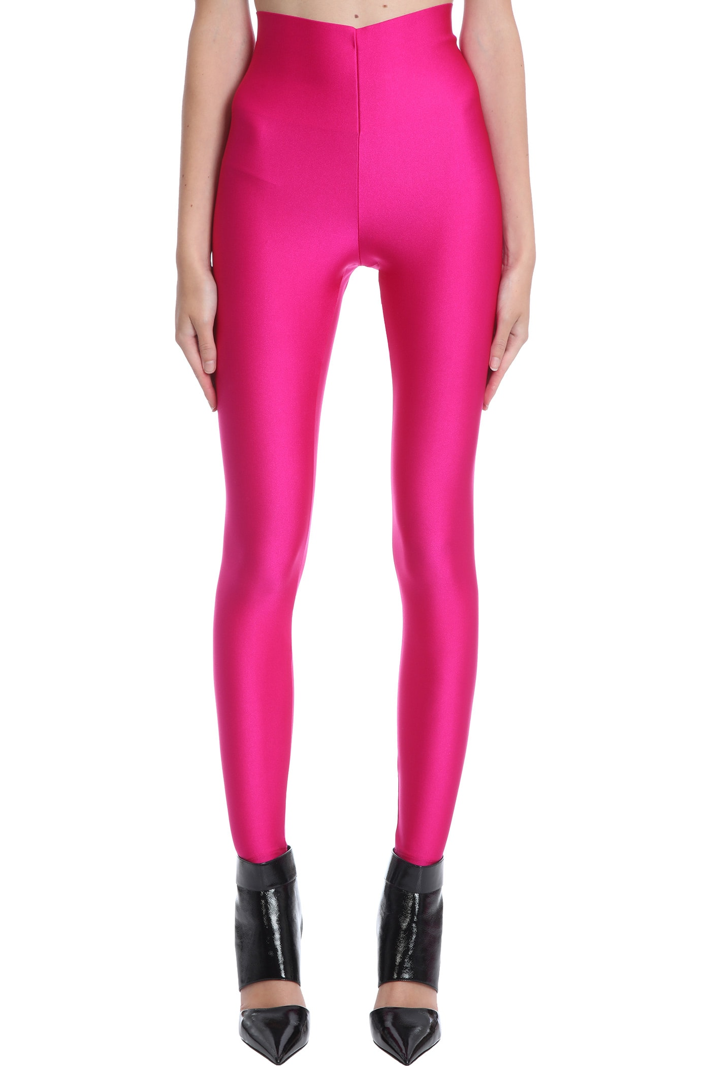 Holly Leggins In Fuxia Polyester
