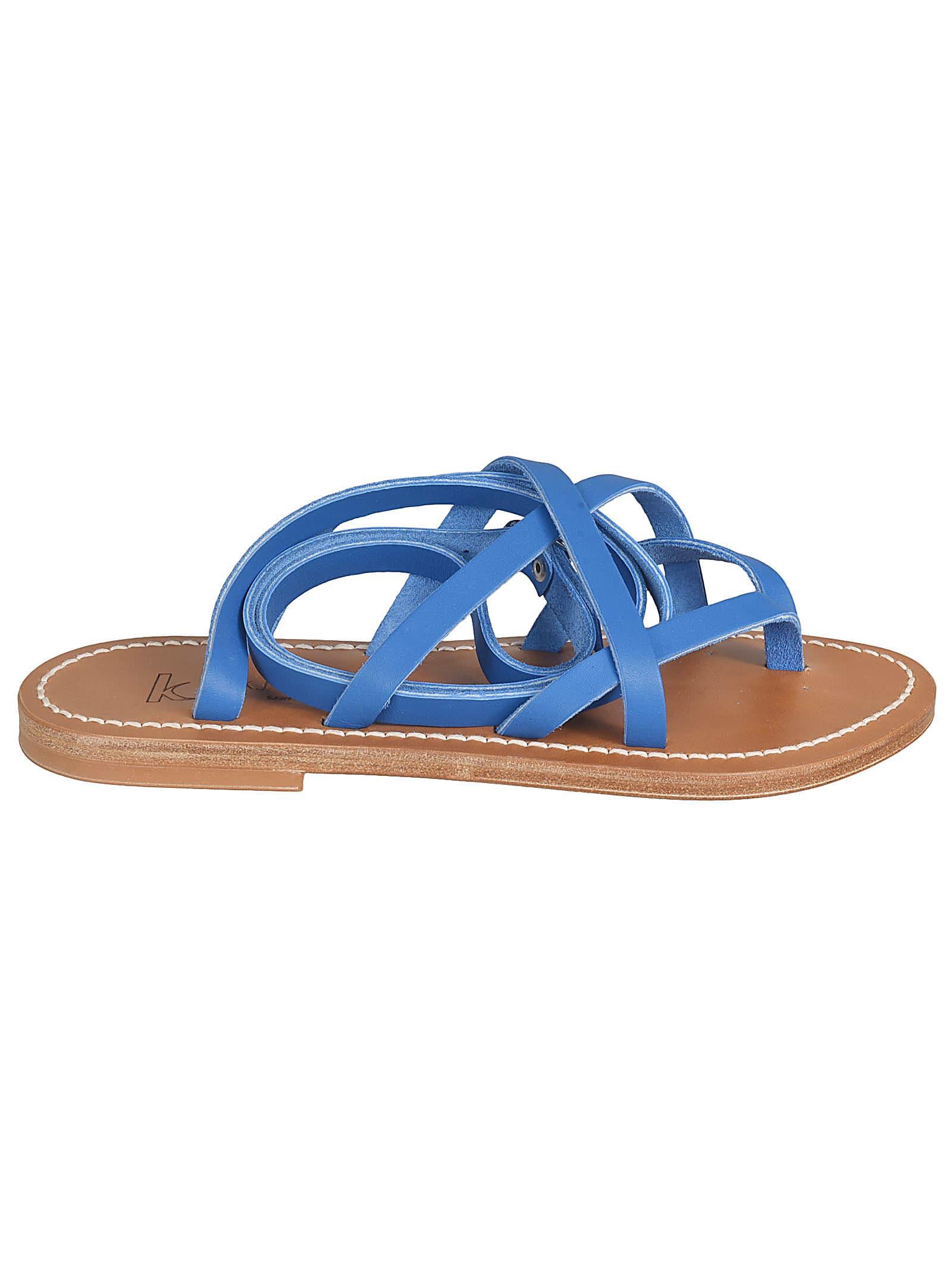 K.Jacques Zenobie Flat Sandals