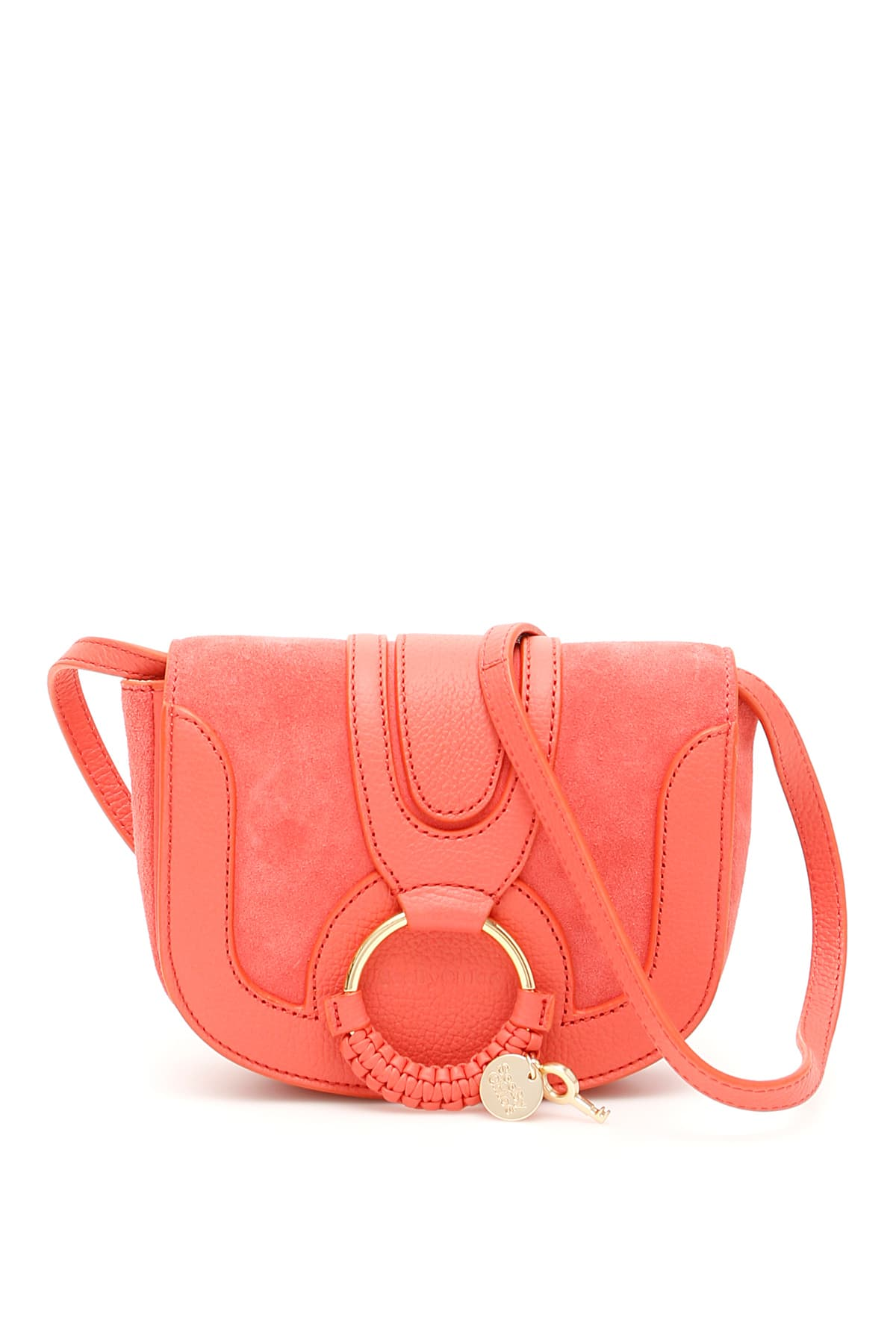 f7df5ccd See by Chloé Mini Hana Shoulder Bag