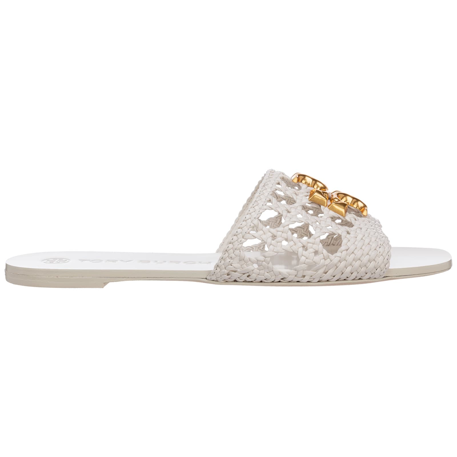Buy Tory Burch Eleanor Sandals online, shop Tory Burch shoes with free shipping