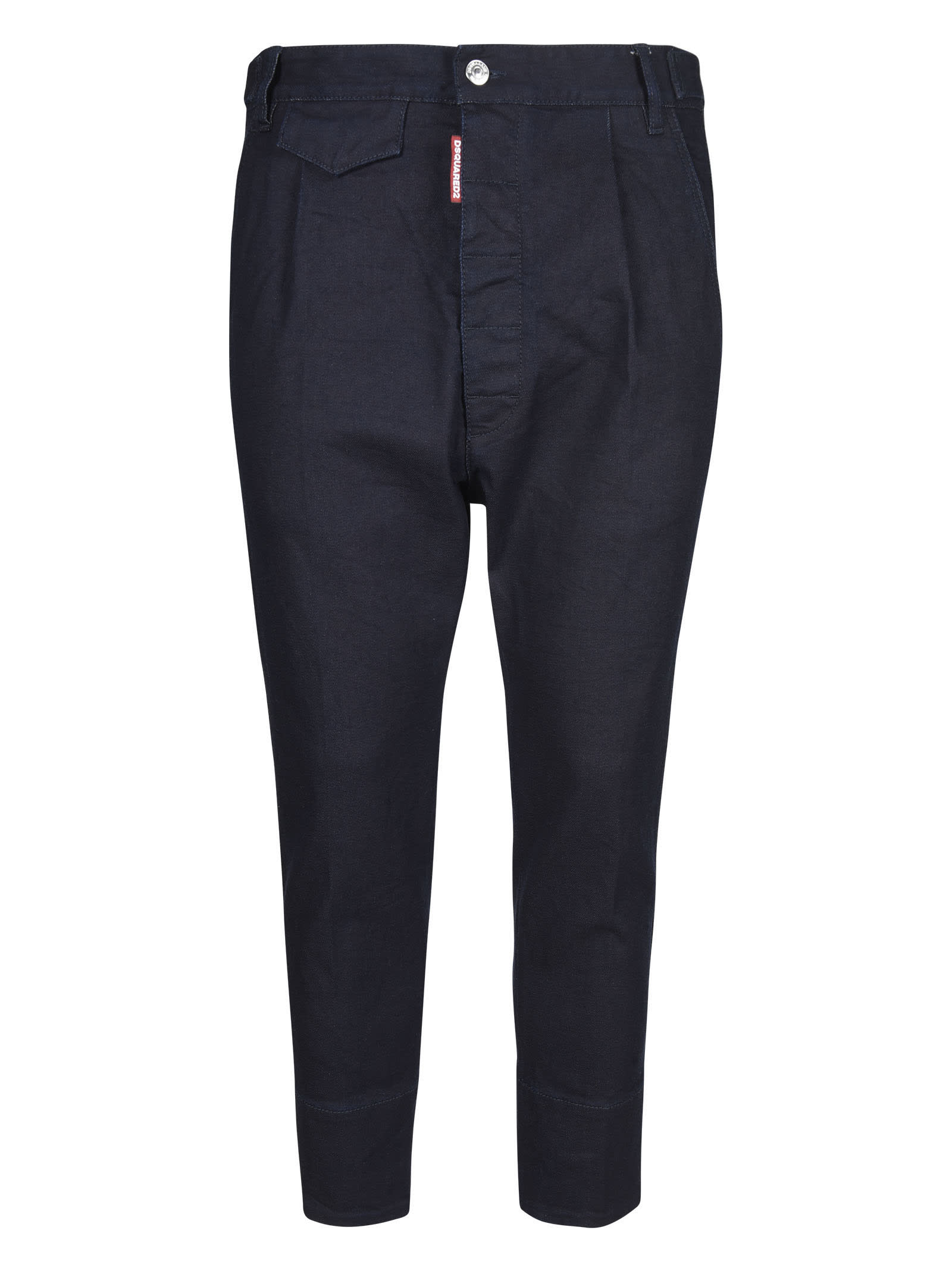 Dsquared2 Buttoned Trousers