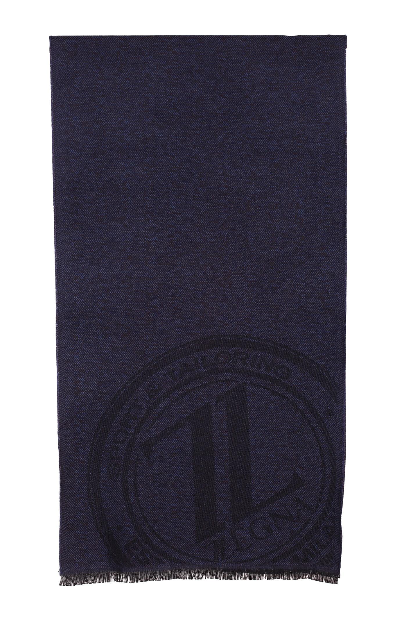 Z Zegna wool scarf