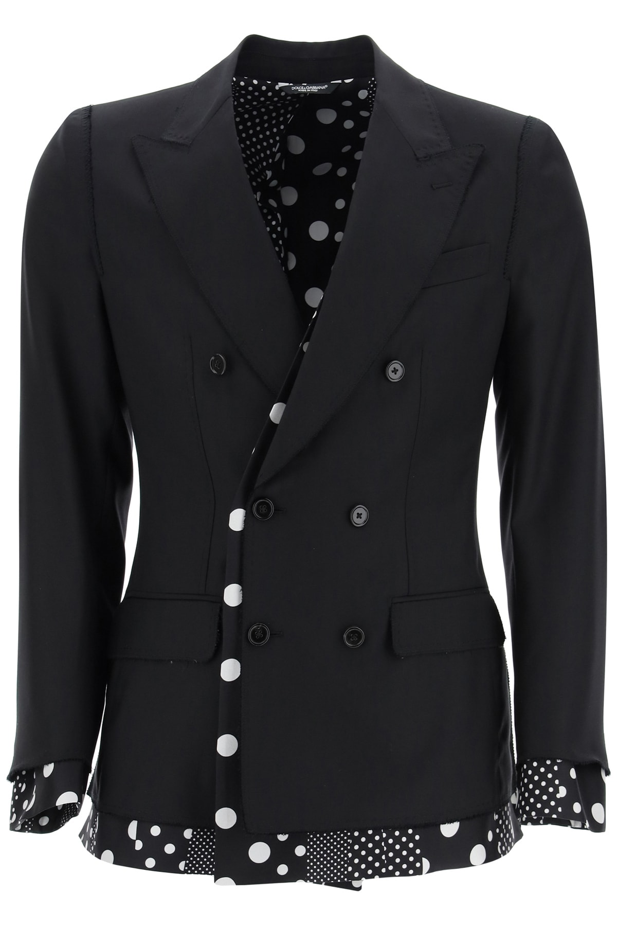 Dolce & Gabbana Blazers SICILIA DOUBLE-BREASTED JACKET