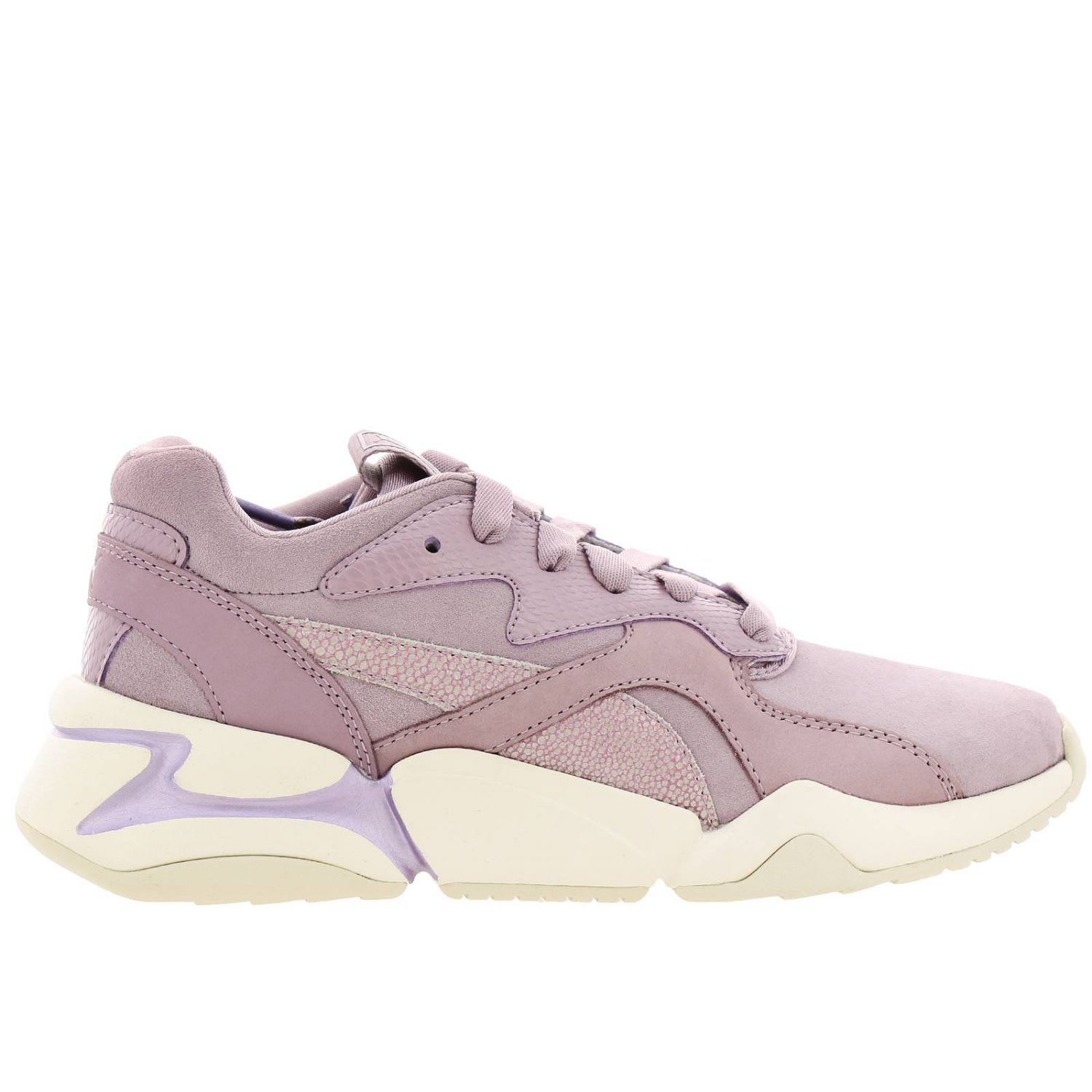 puma shoes women pink
