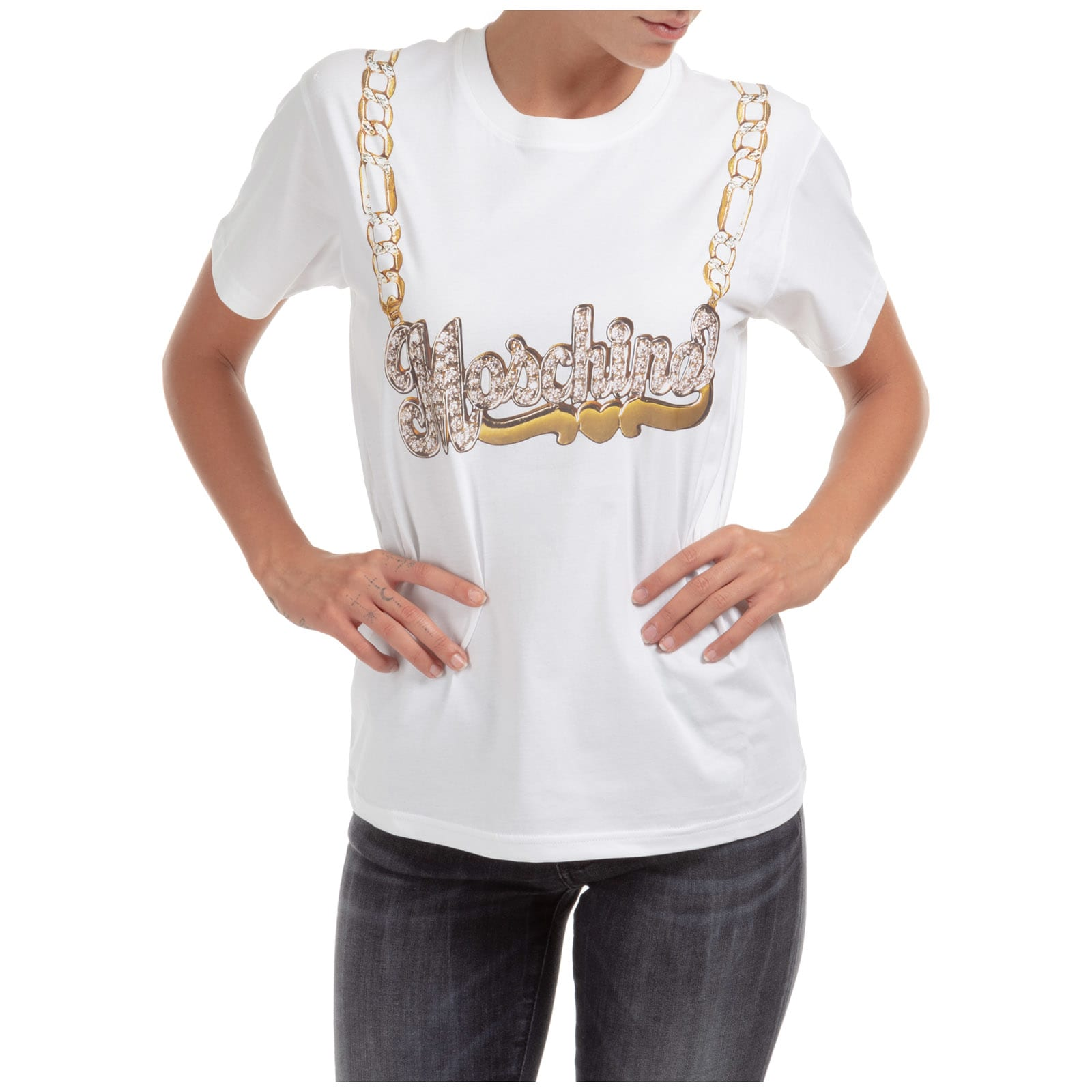 Moschino NECKLACE T-SHIRT