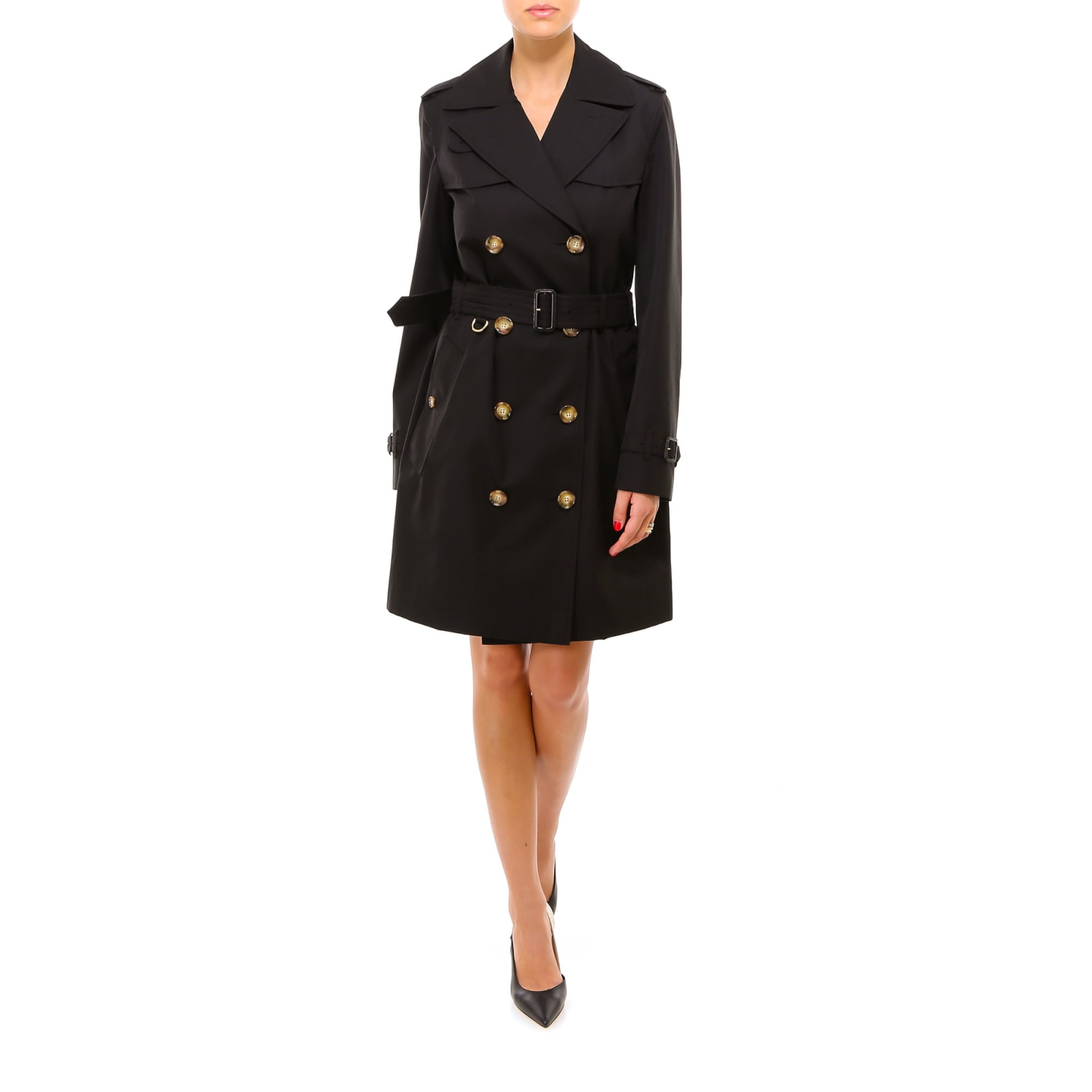 Burberry Islington Short Trench