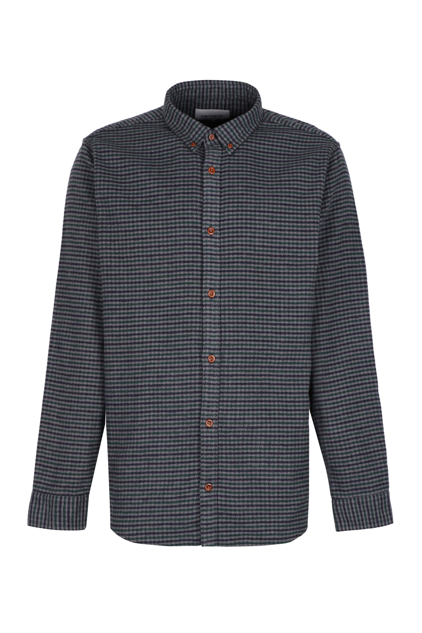 Thorne Striped Cotton Shirt