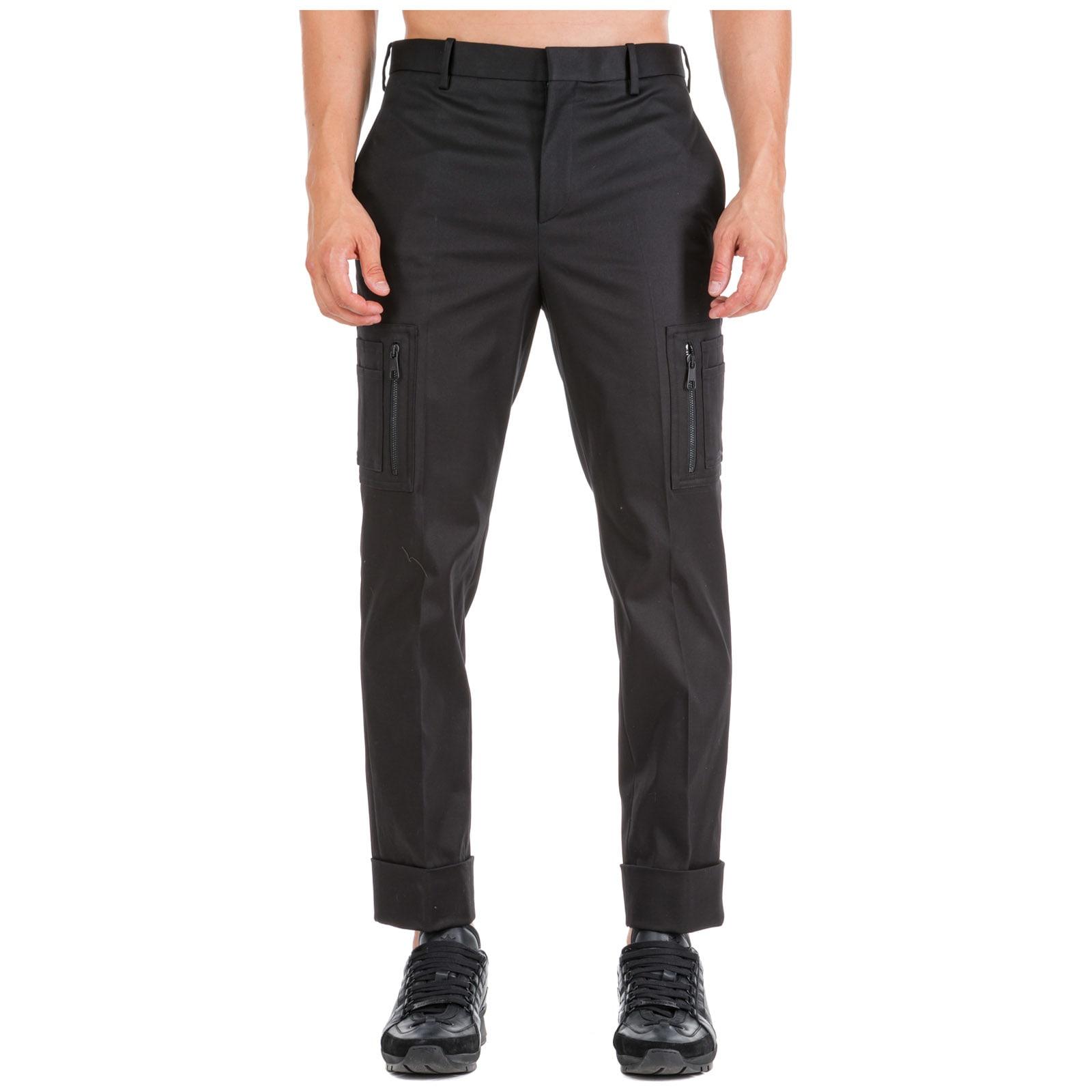 Neil Barrett Universal Globe Trousers