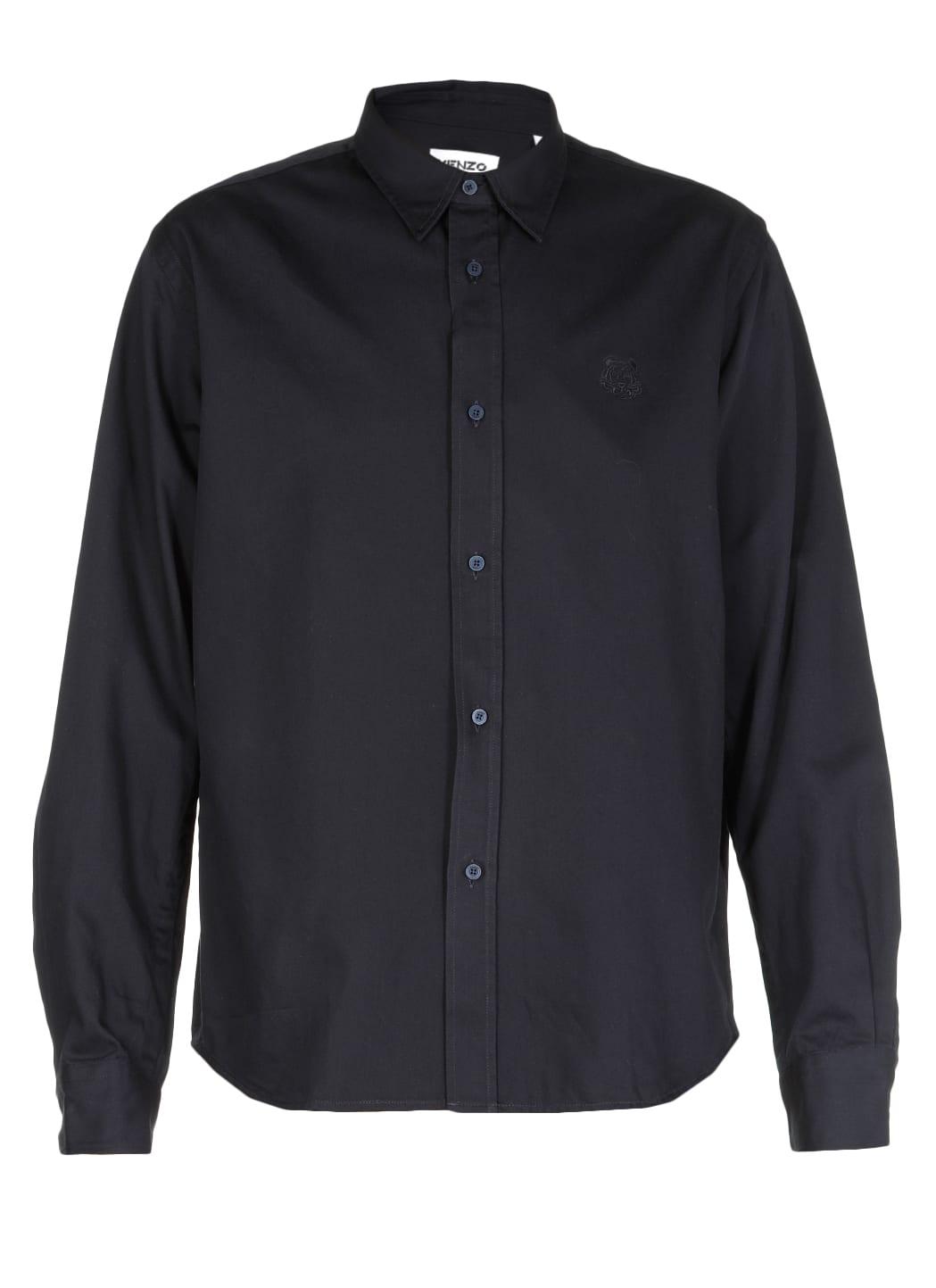 Kenzo Casual Cotton Shirt