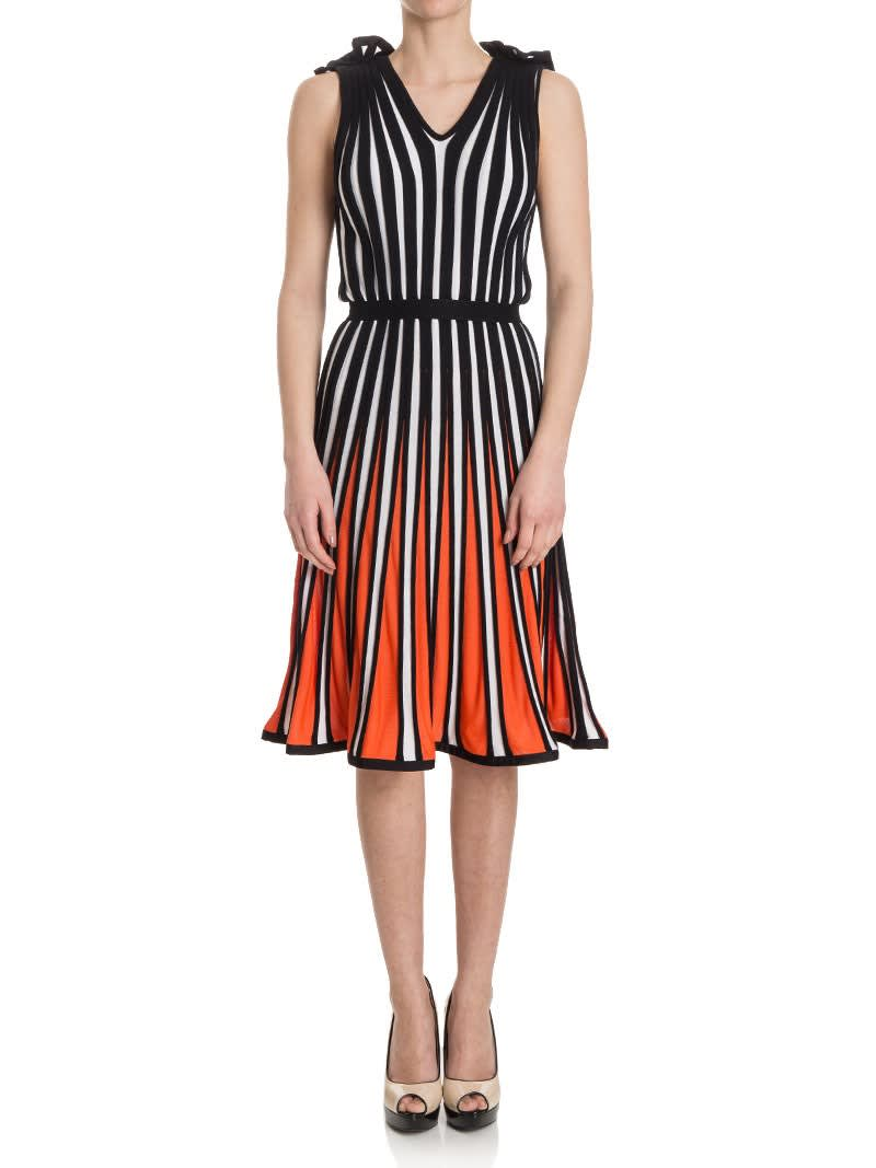 Buy Msgm - Knitted Dress online, shop MSGM with free shipping