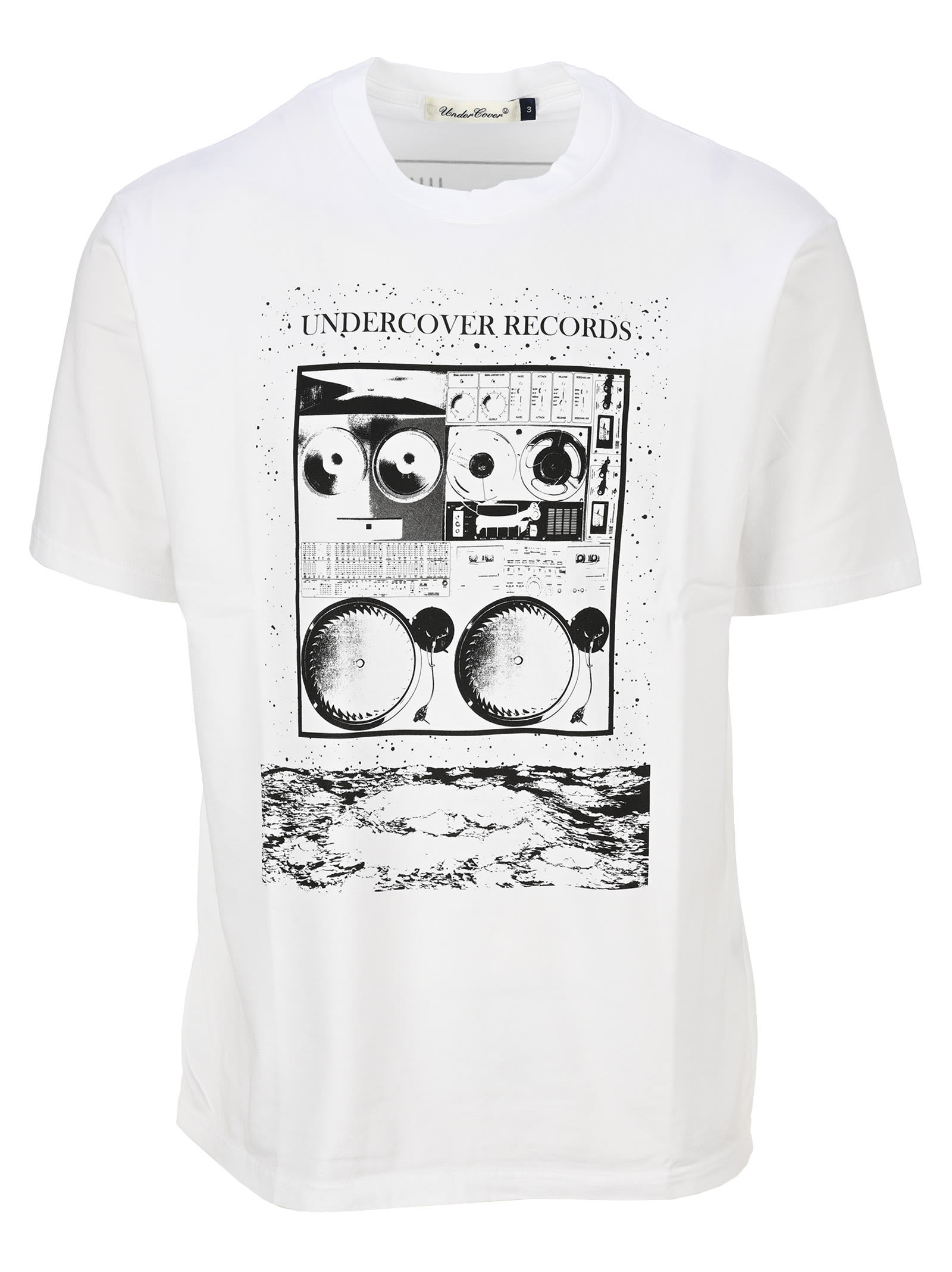 Undercover UNDERCOVER RECORDS TEE
