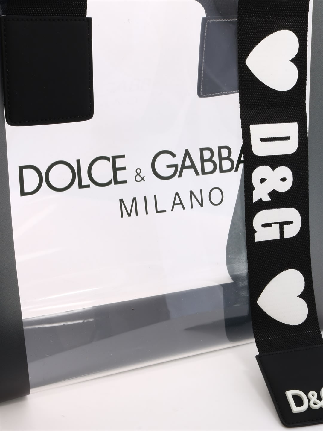 Dolce & Gabbana Shopping Bag Pvc