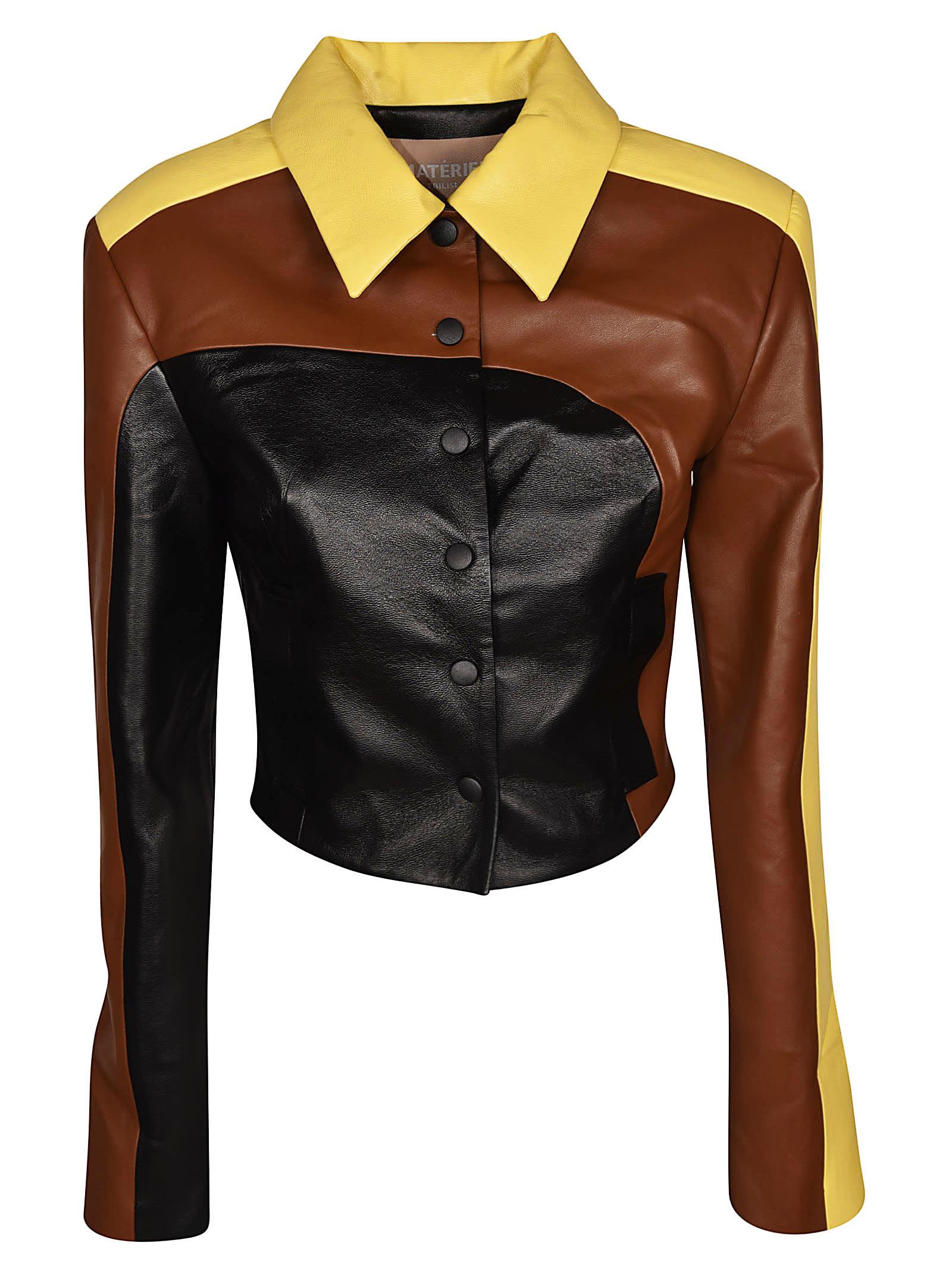 MATÉRIEL Cropped Jacket