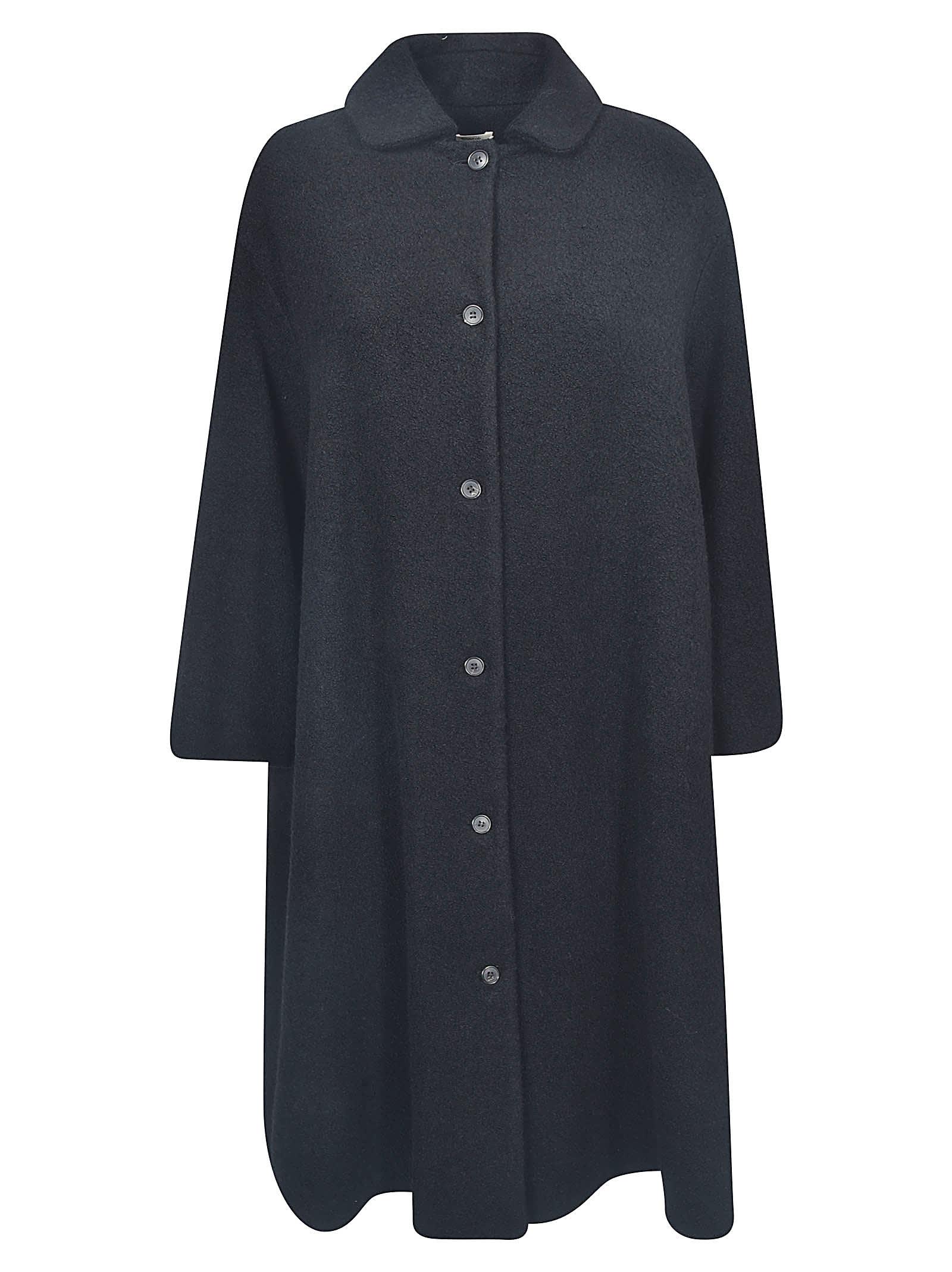 A Punto B Buttoned Long Coat