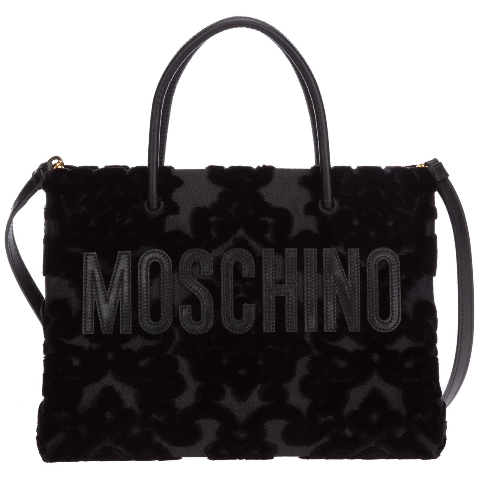 Moschino The Pack S 12 L Handbags