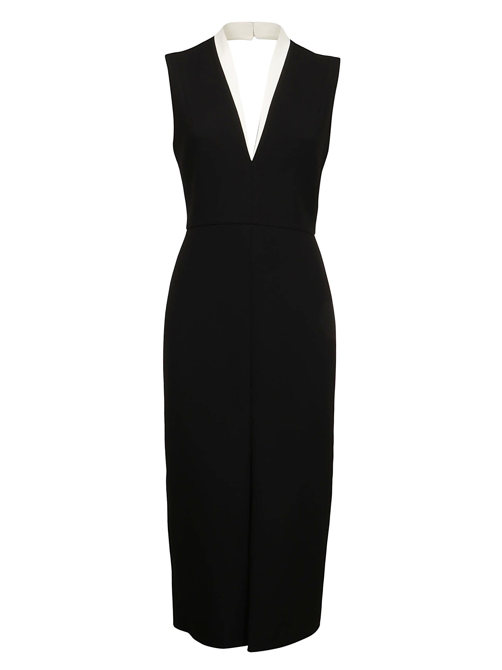 Victoria Beckham Abito Tux Fitted