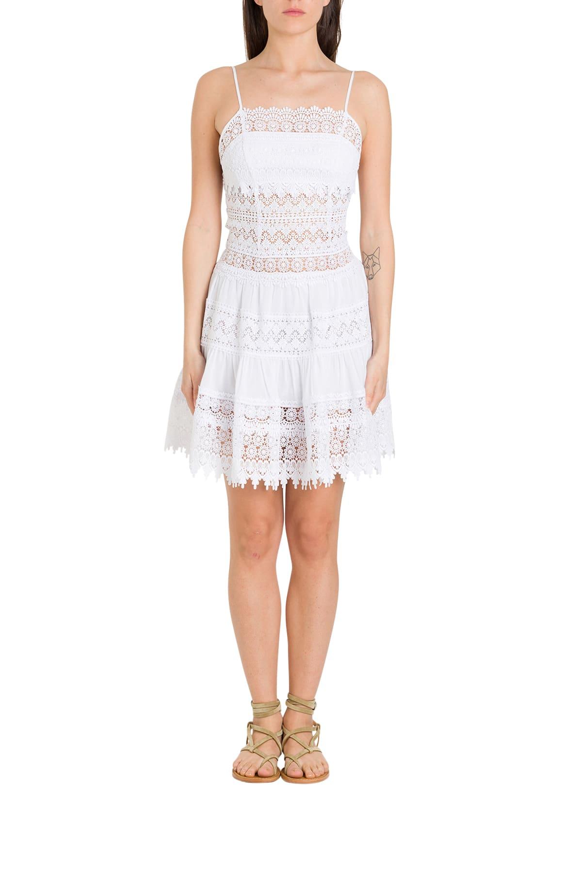 Buy Charo Ruiz Joya Minidress online, shop Charo Ruiz with free shipping