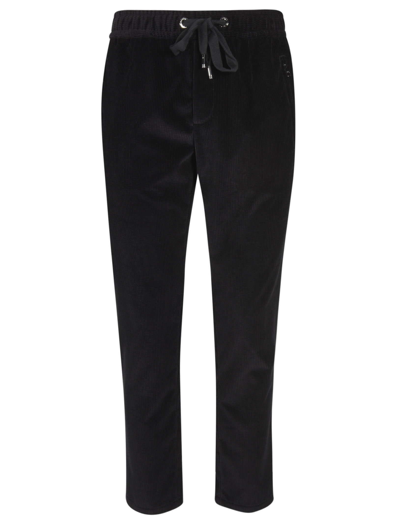 Dolce & Gabbana Regular Fit Track Pants