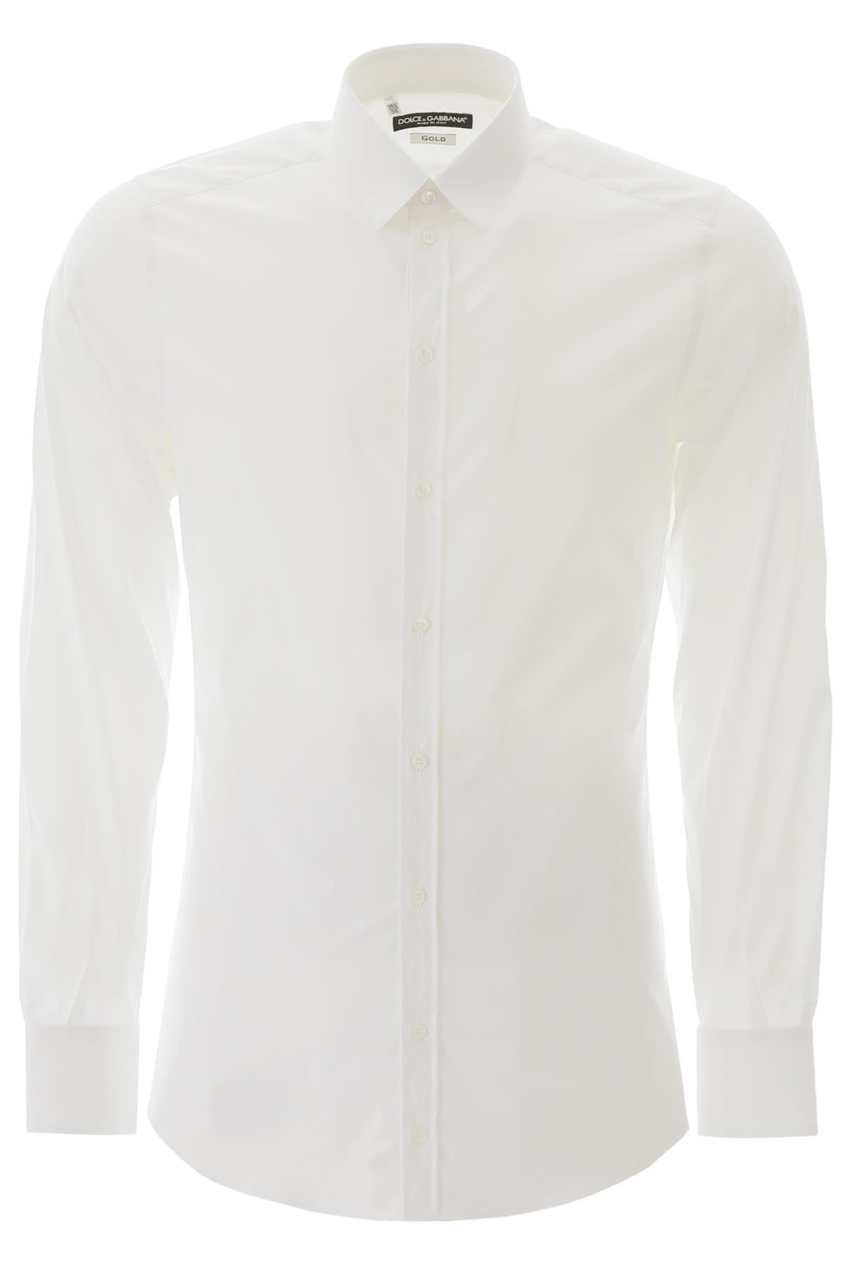 Dolce & Gabbana Gold Fit Shirt