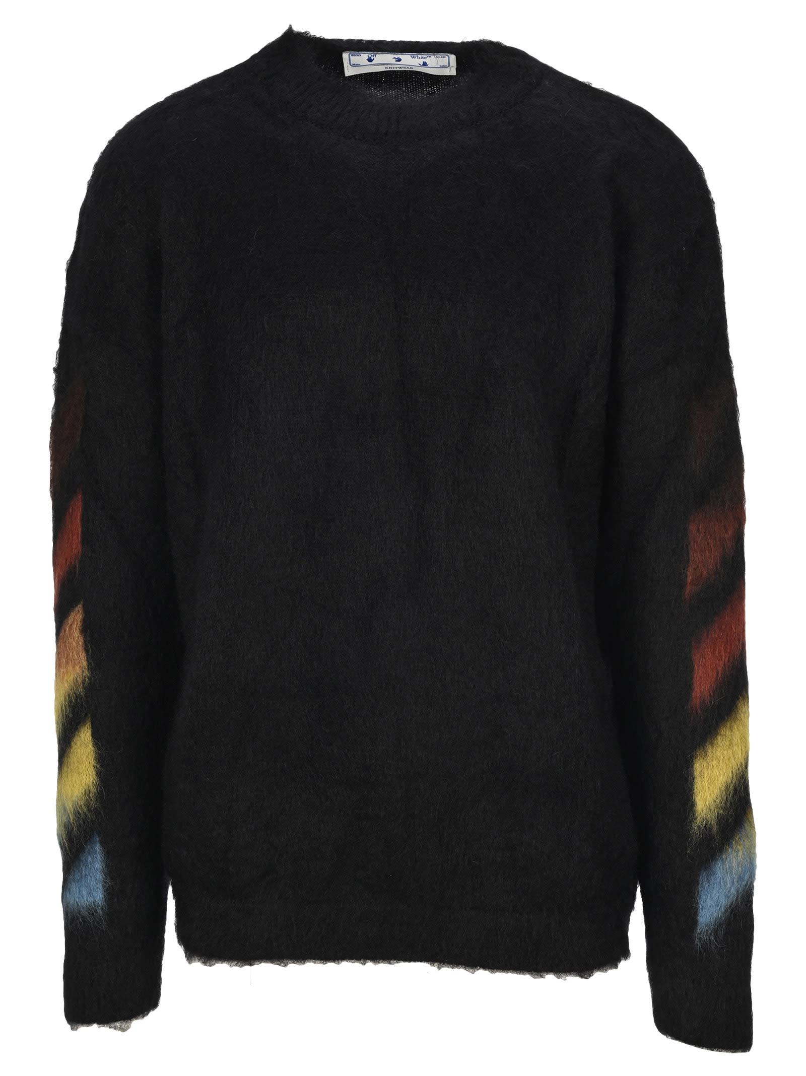 Off White Arrow Knitted Jumper