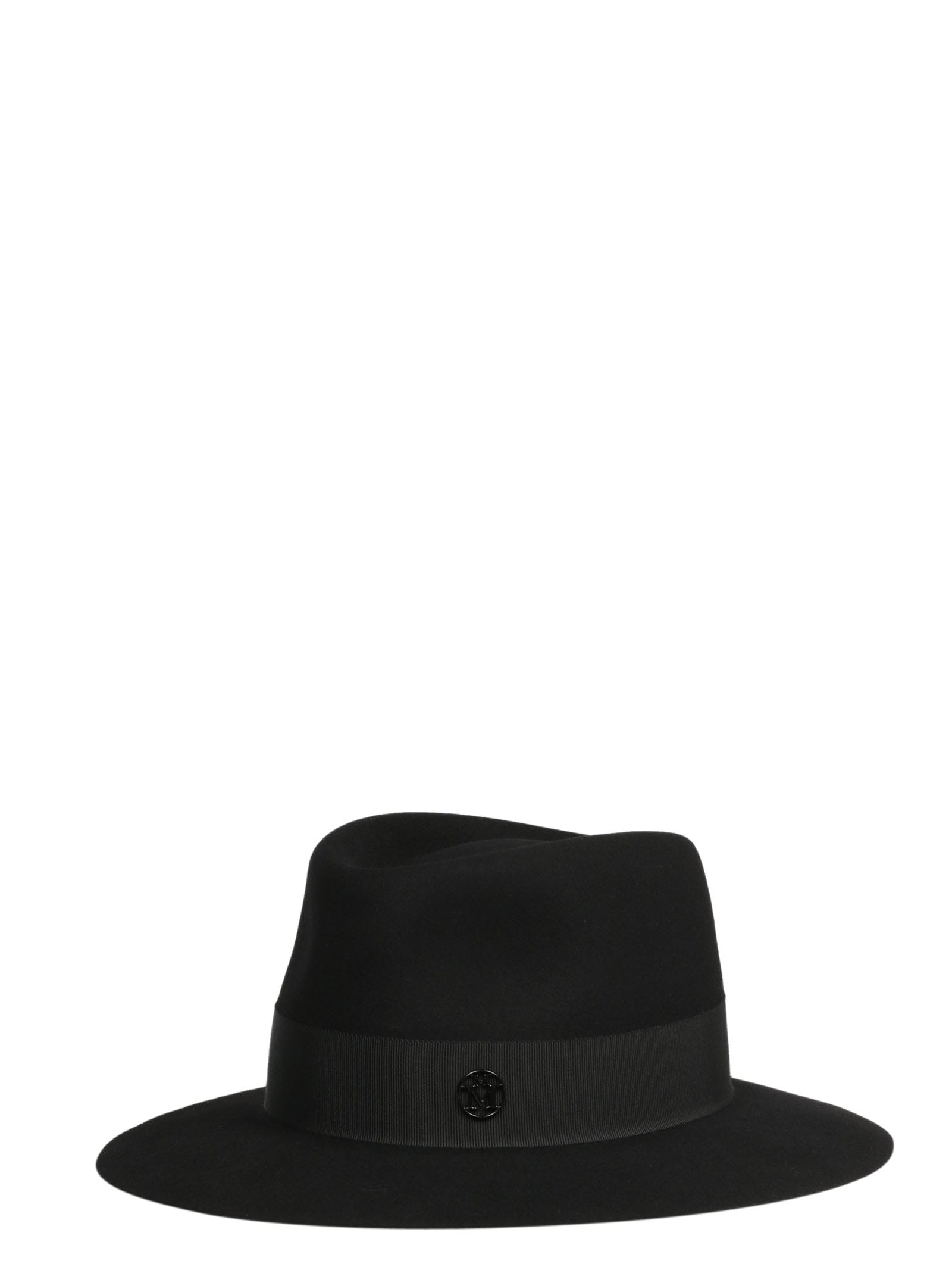 Maison Michel ANDRE HAT BLACK RABBIT