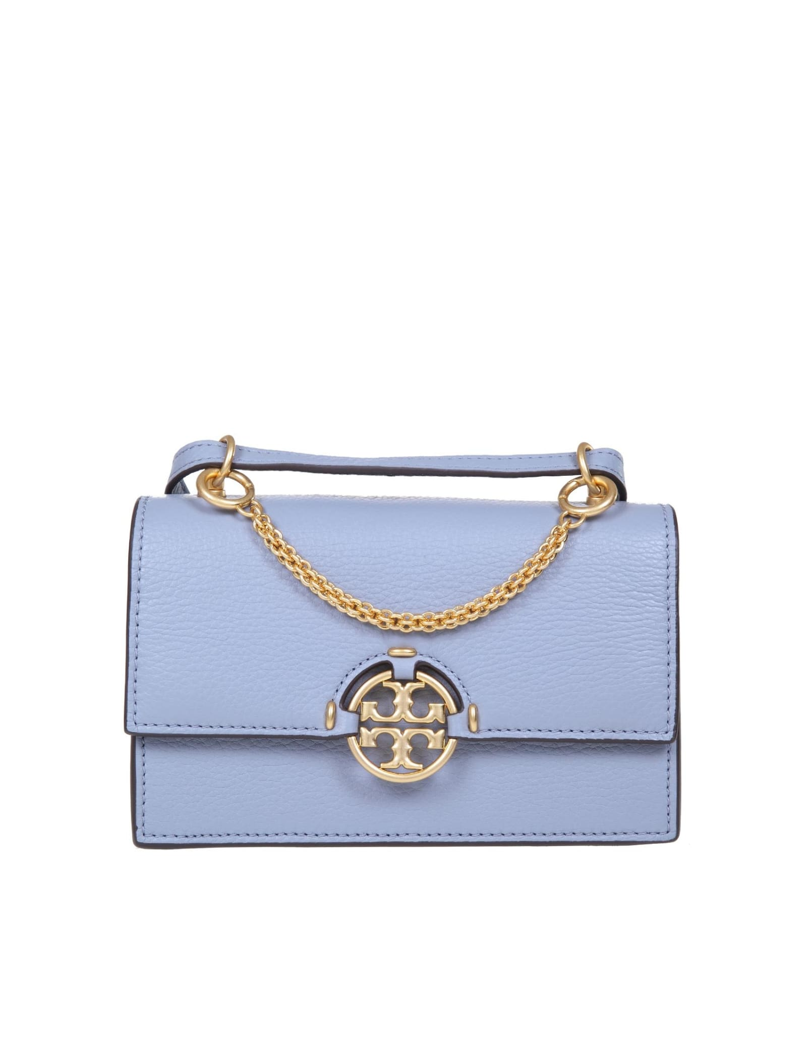 Tory Burch Leathers BOSA MILLER MINI IN LEATHER
