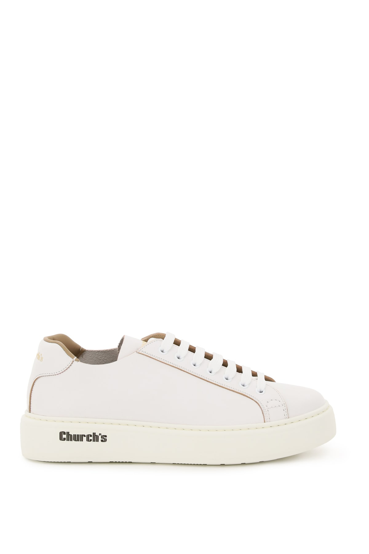 Church's Sneakers MATCH 1 LEATHER SNEAKERS