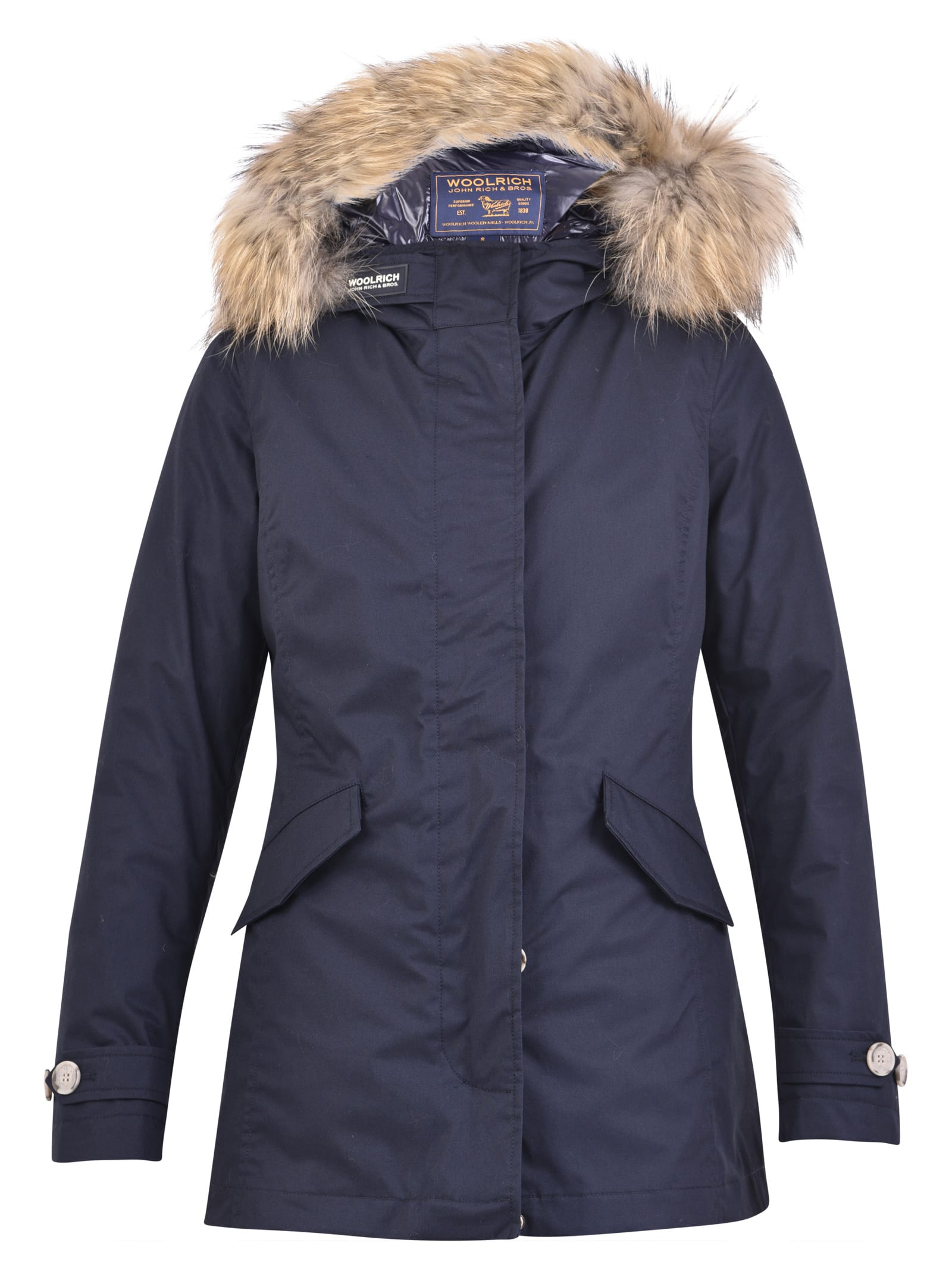 Photo of  Woolrich Artic Nylon Padded Parka- shop Woolrich jackets online sales
