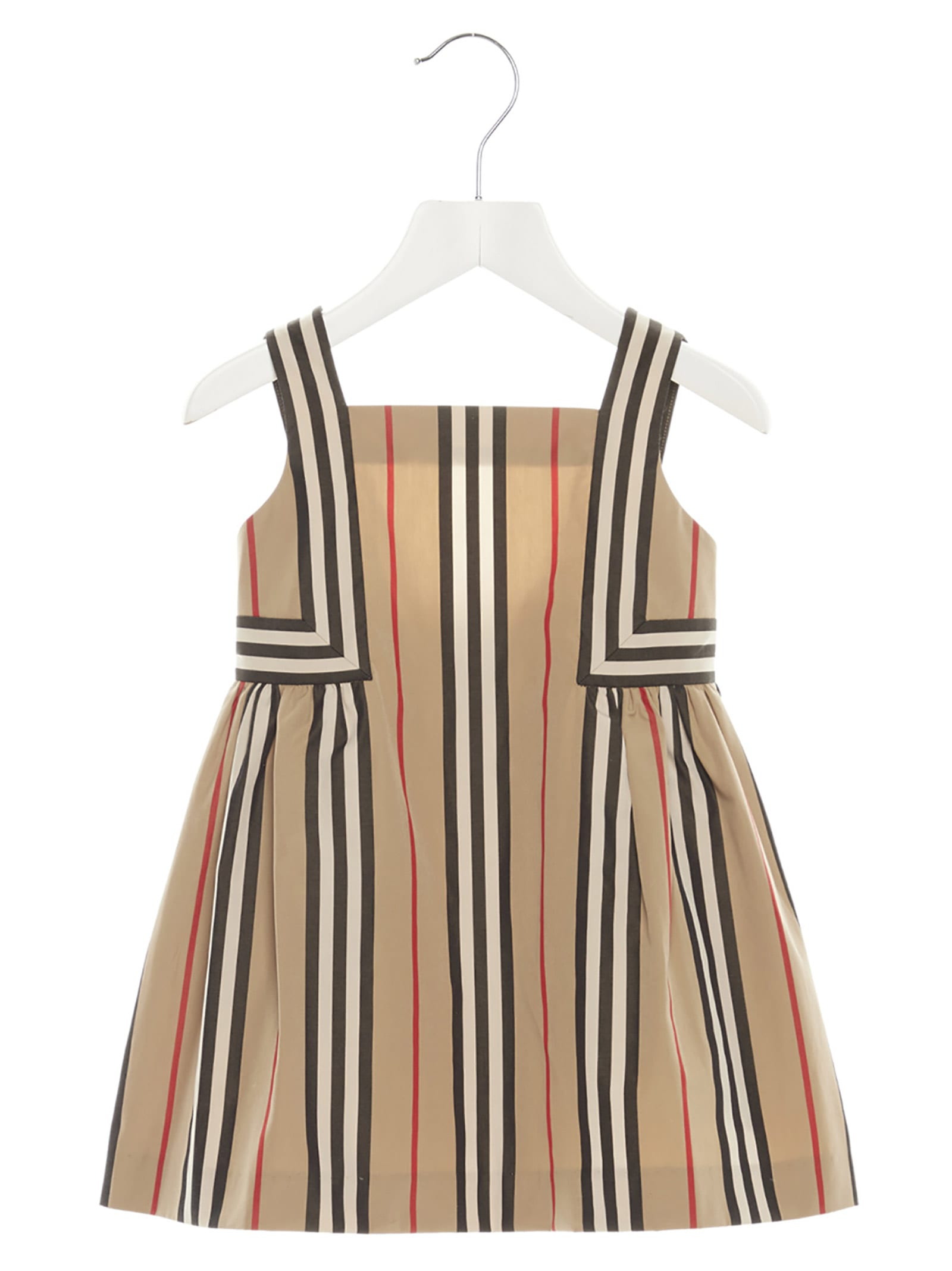 Buy Burberry astrid Check Dress online, shop Burberry with free shipping