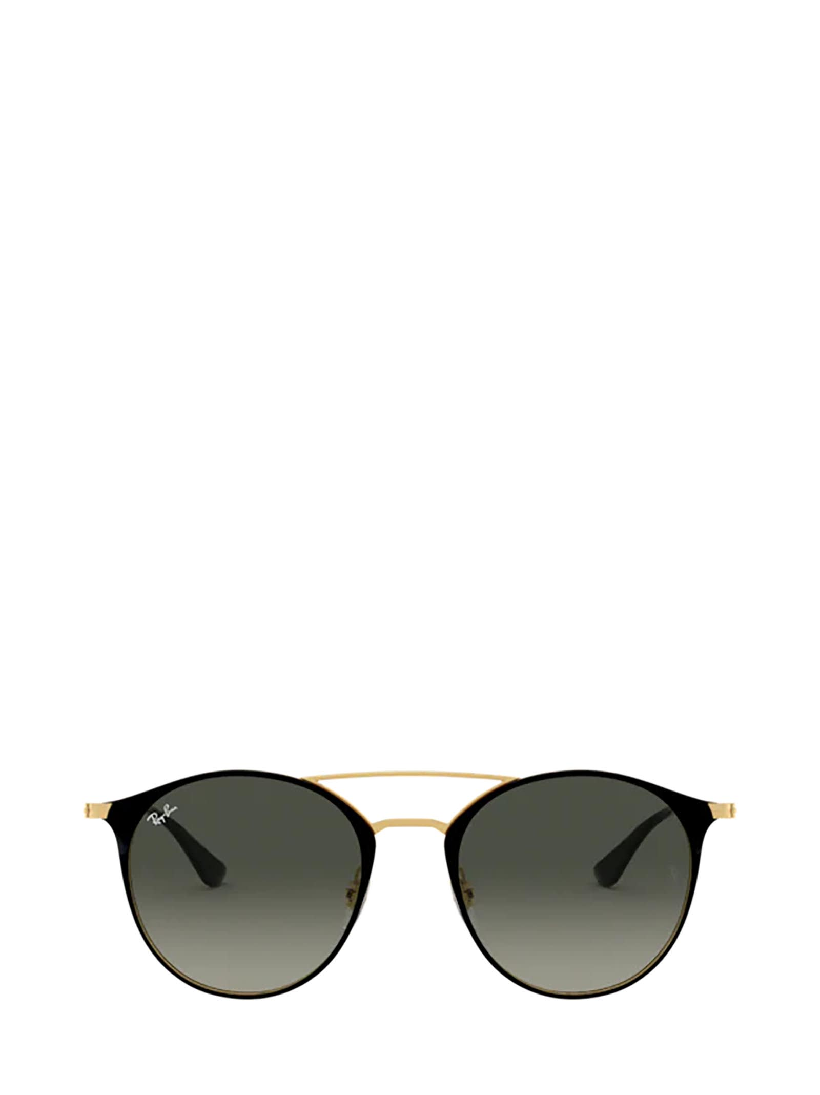 Ray-Ban Ray-ban Rb3546 Black On Arista Sunglasses