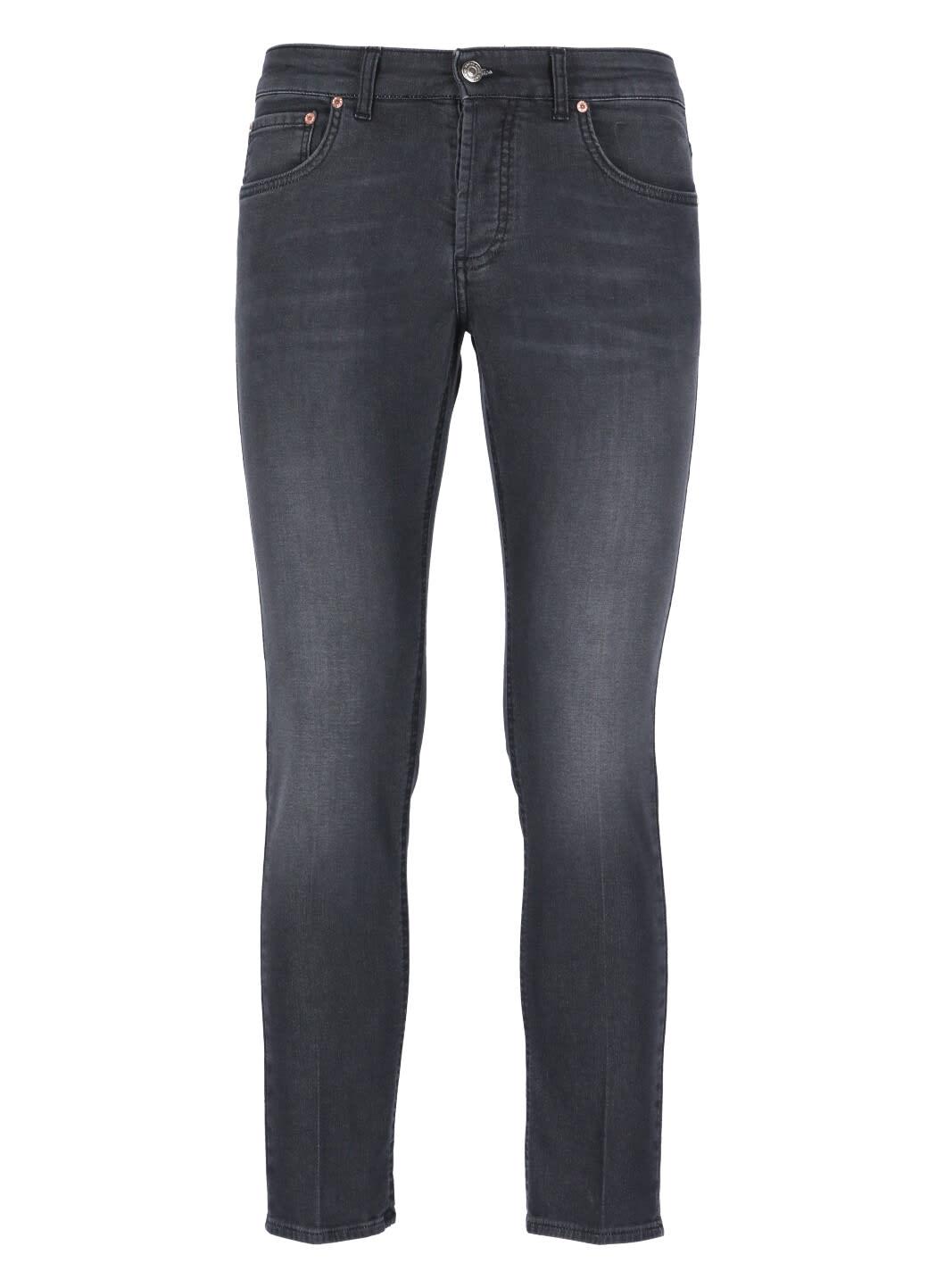 Entre Amis Entre Amis Cotton Jeans