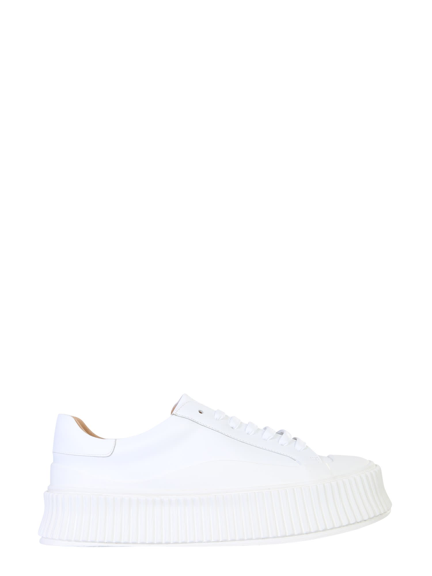 Jil Sander LEATHER SNEAKERS