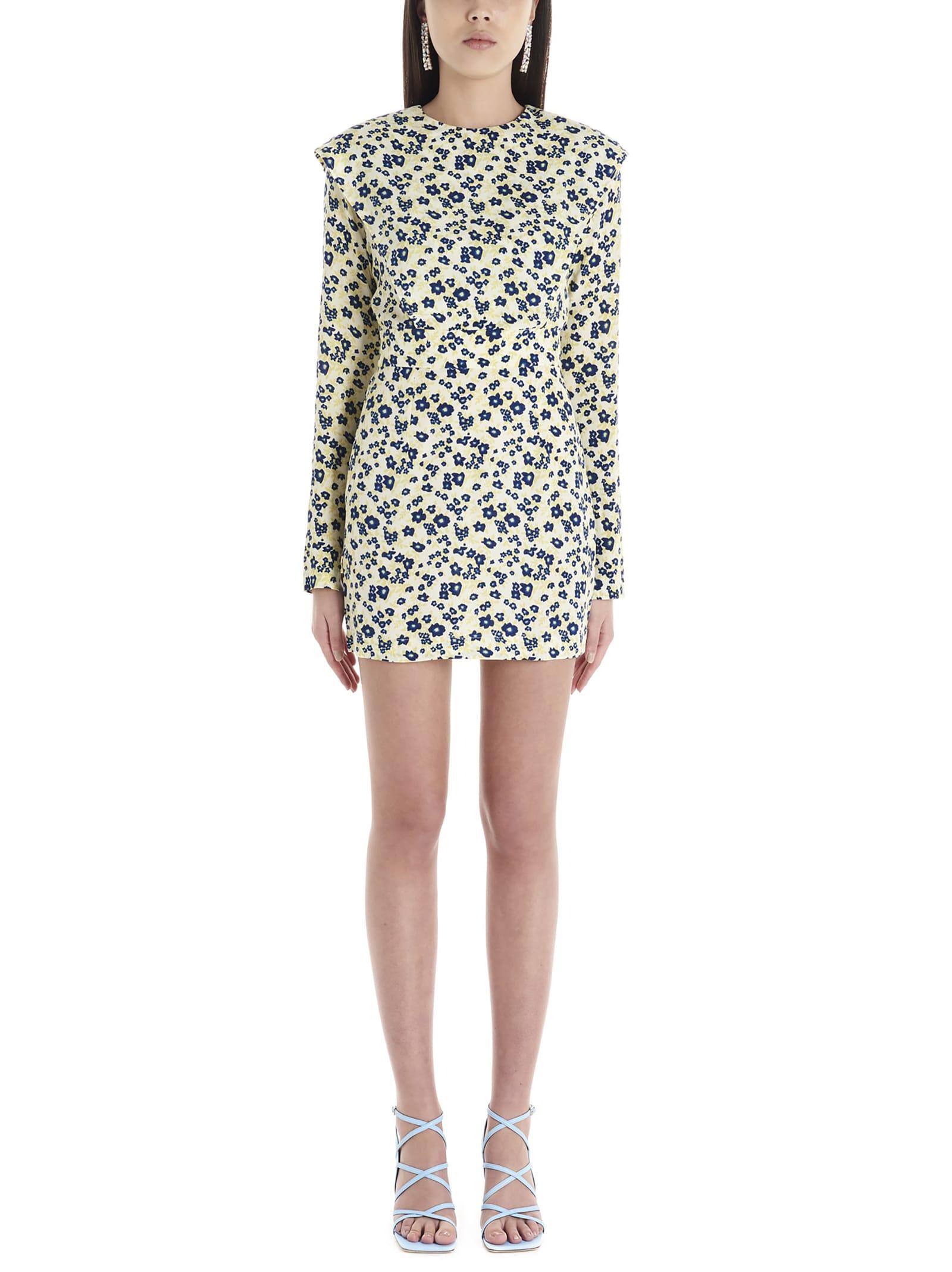 Buy Rotate By Birger Christensen wanda Dress online, shop Rotate by Birger Christensen with free shipping